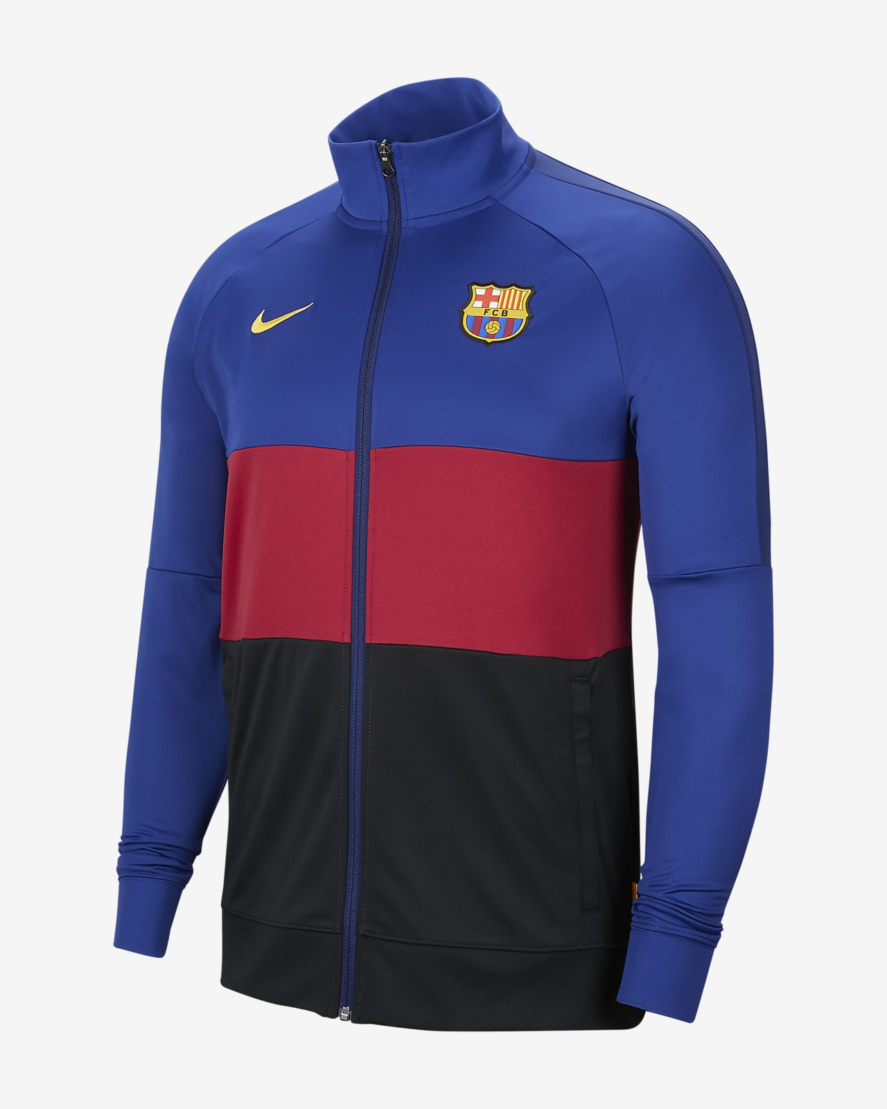 F.C. Barcelona Men's Football Tracksuit Jacket
