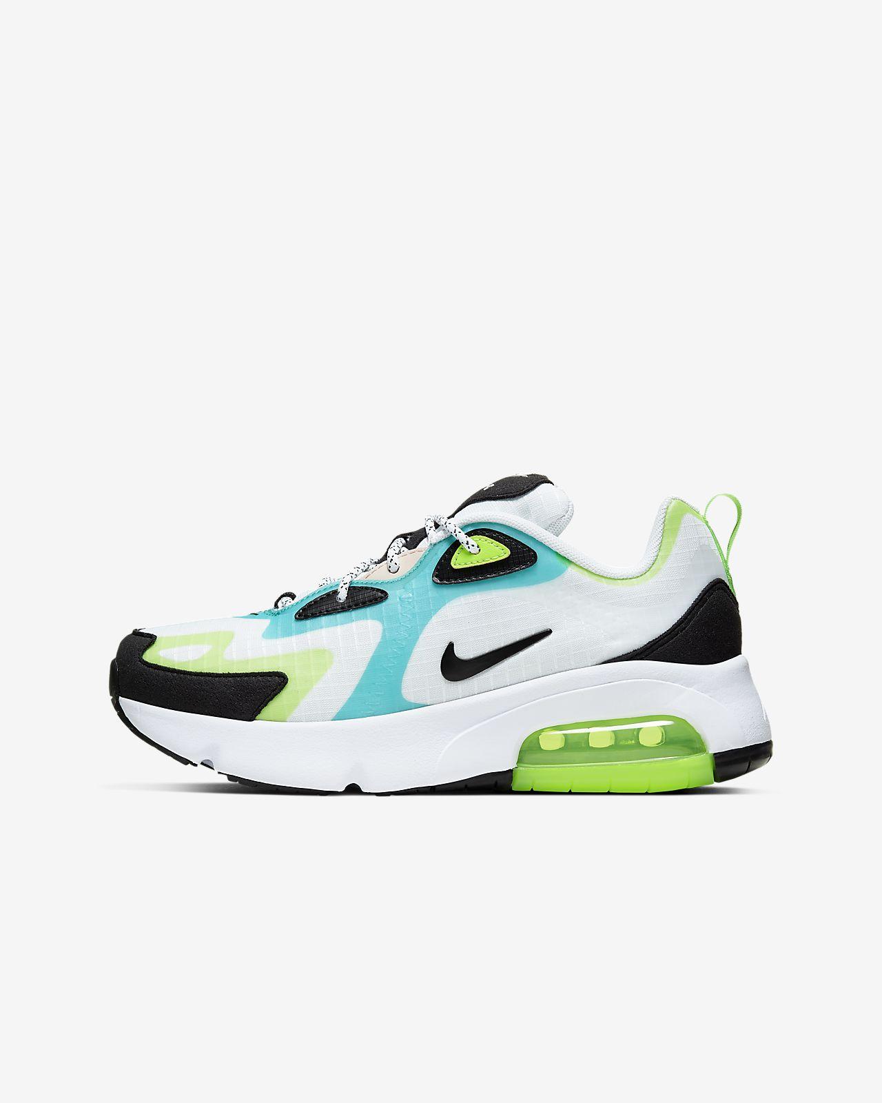 Nike Air Max 200 SE Big Kids' Shoe