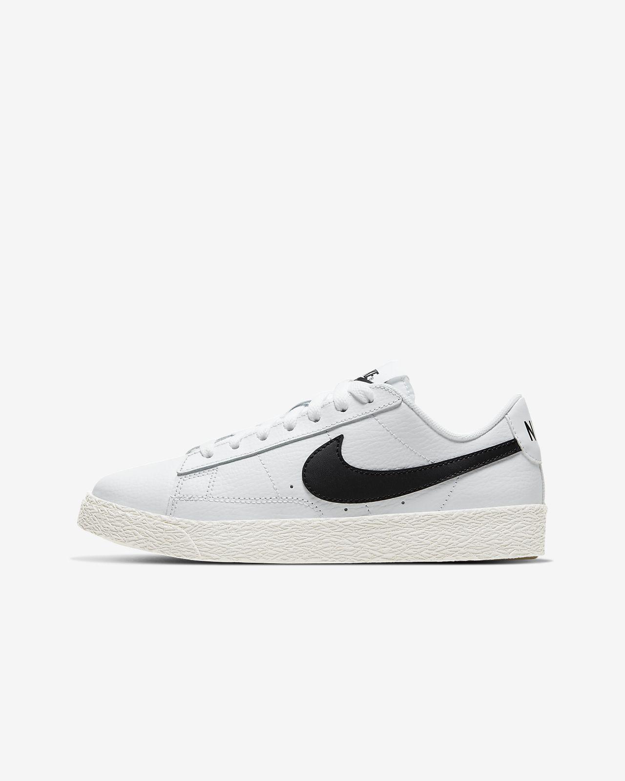 Nike Blazer Low GS 大童运动童鞋