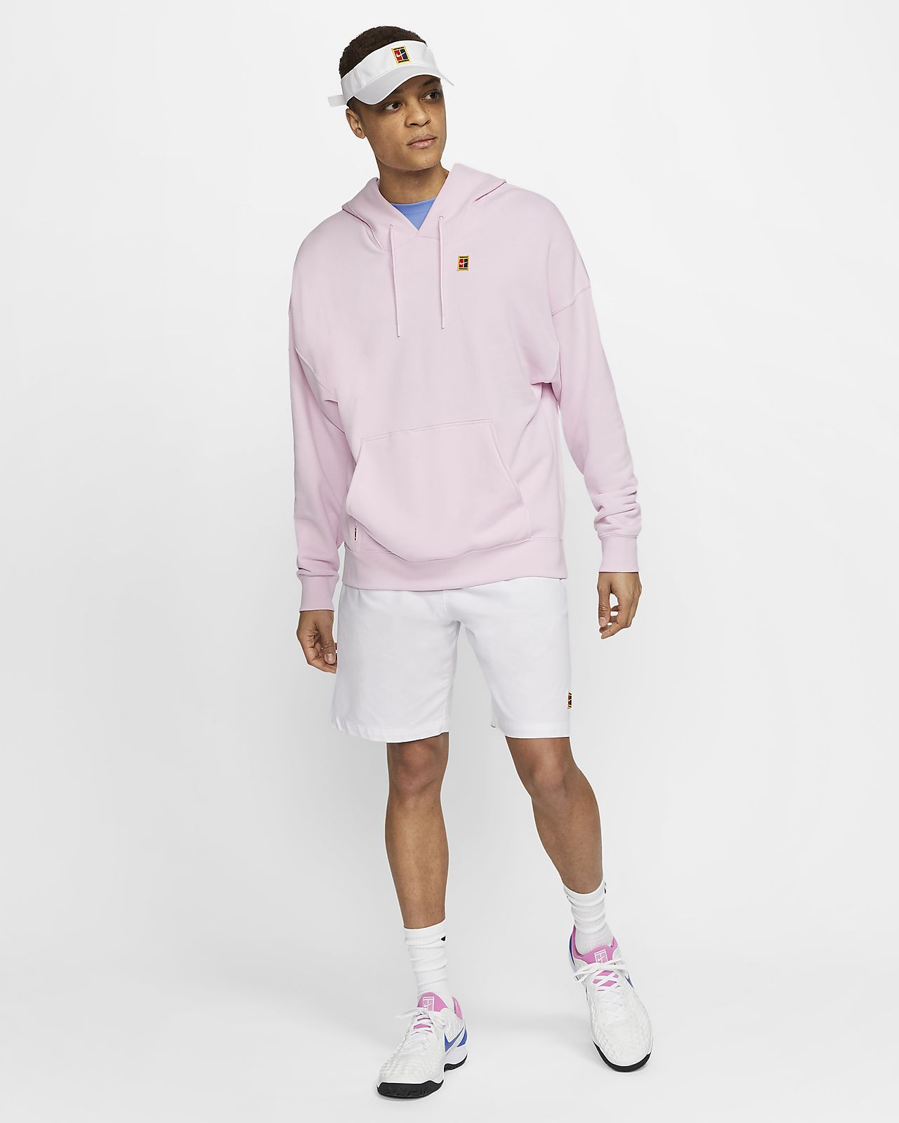 felpa tennis uomo nike