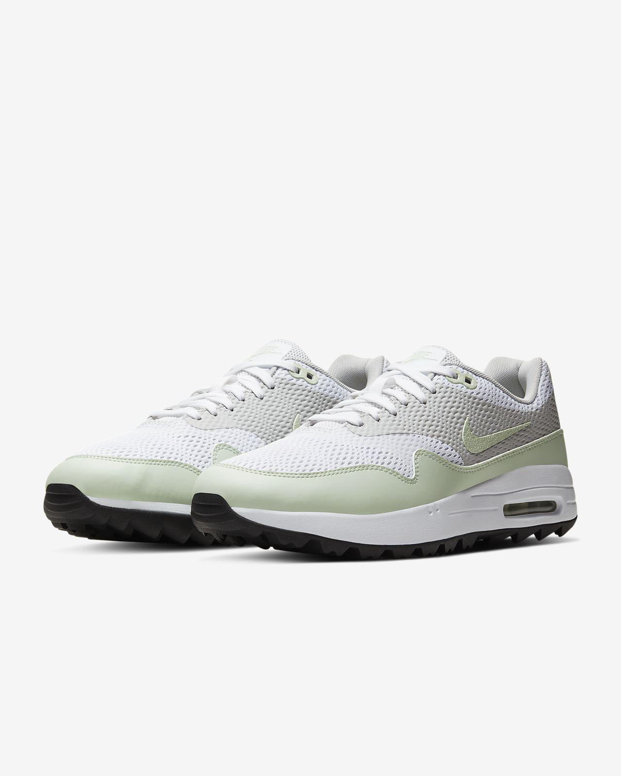 air max 1 gris et vert