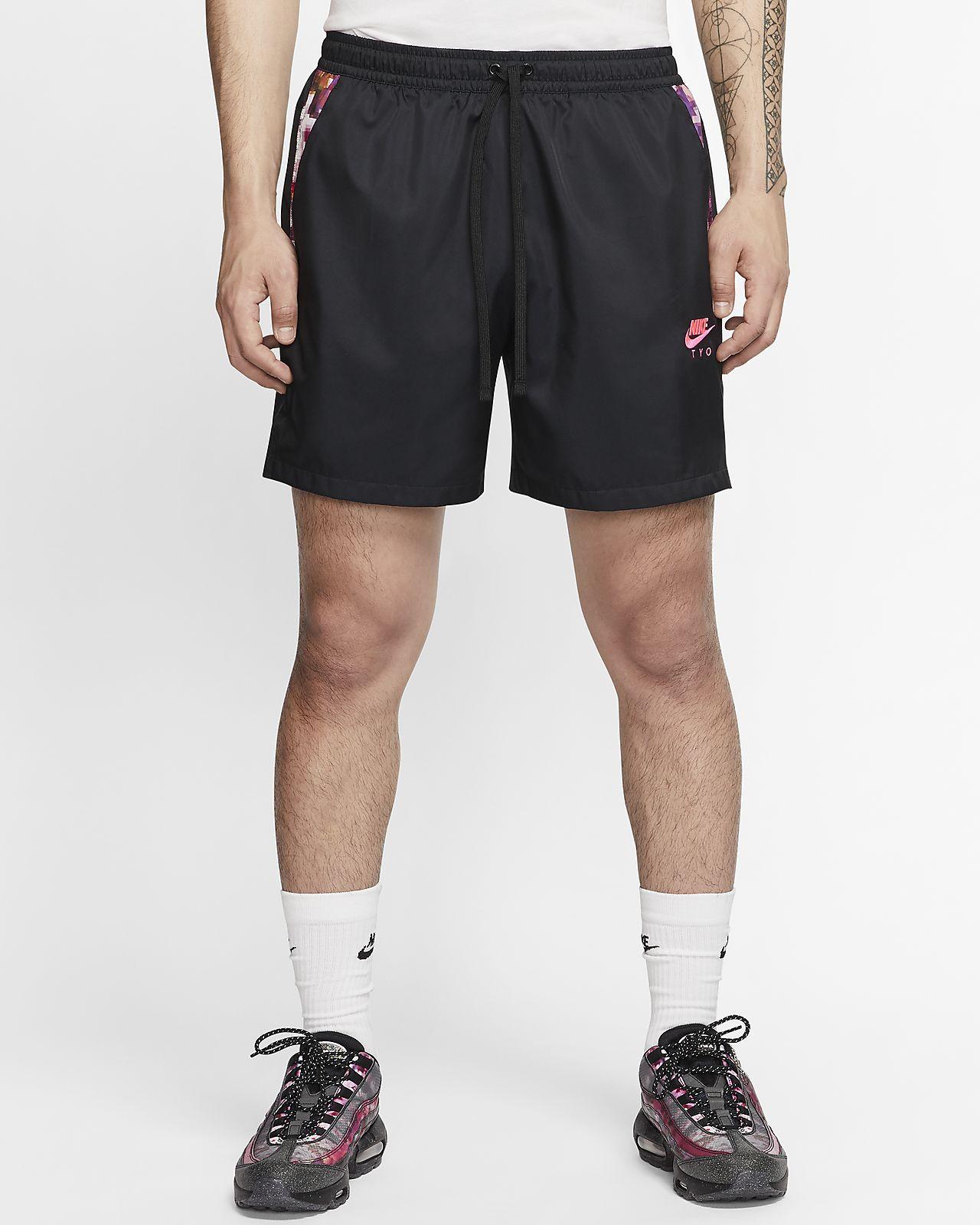 ナイキ スポーツウェア メンズ フローラル ショートパンツ