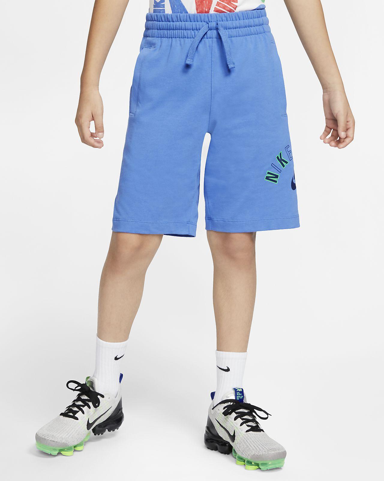 Nike Sportswear Older Kids' (Boys') Jersey Shorts