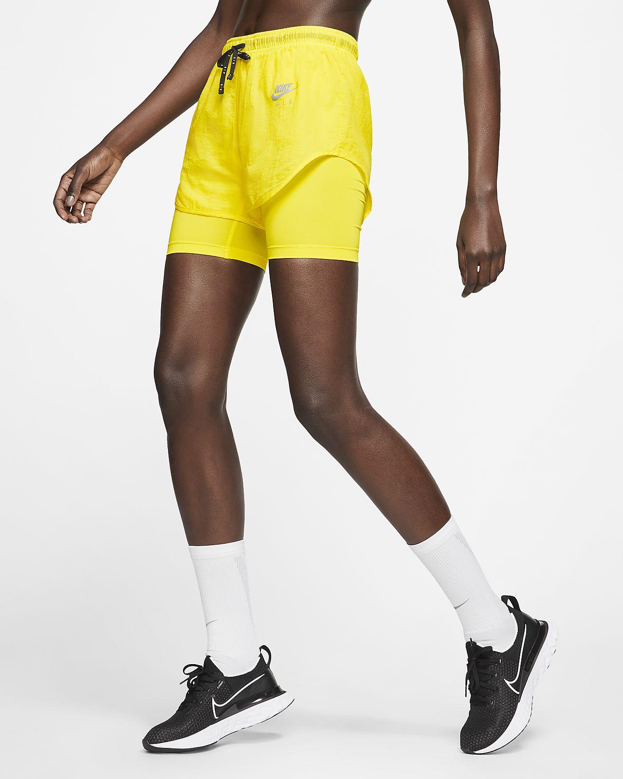 Short de running 2 en 1 Nike Air pour Femme