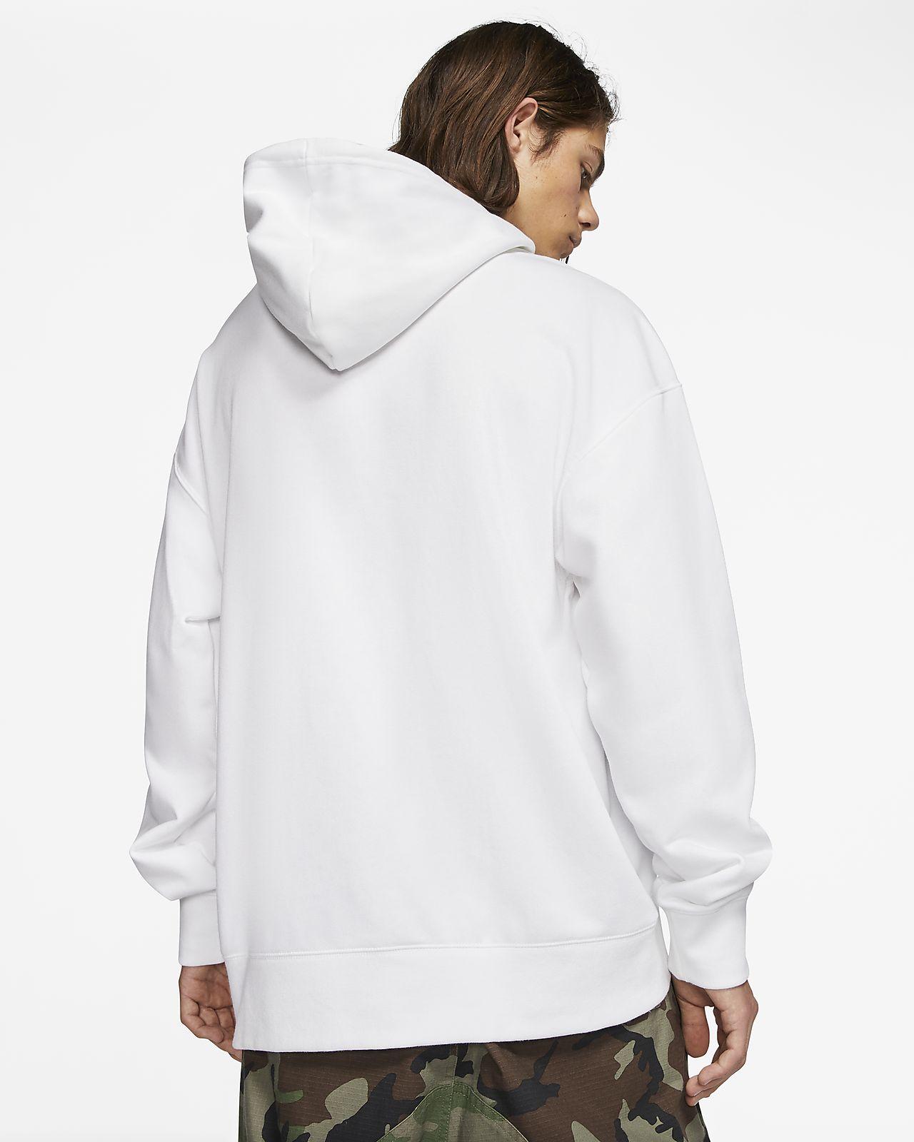 Nike SB Skate Hoodie WhiteFossil