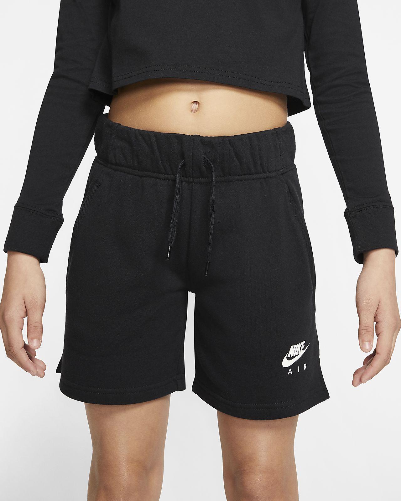 Nike Air shorts for store barn (jente). Nike NO