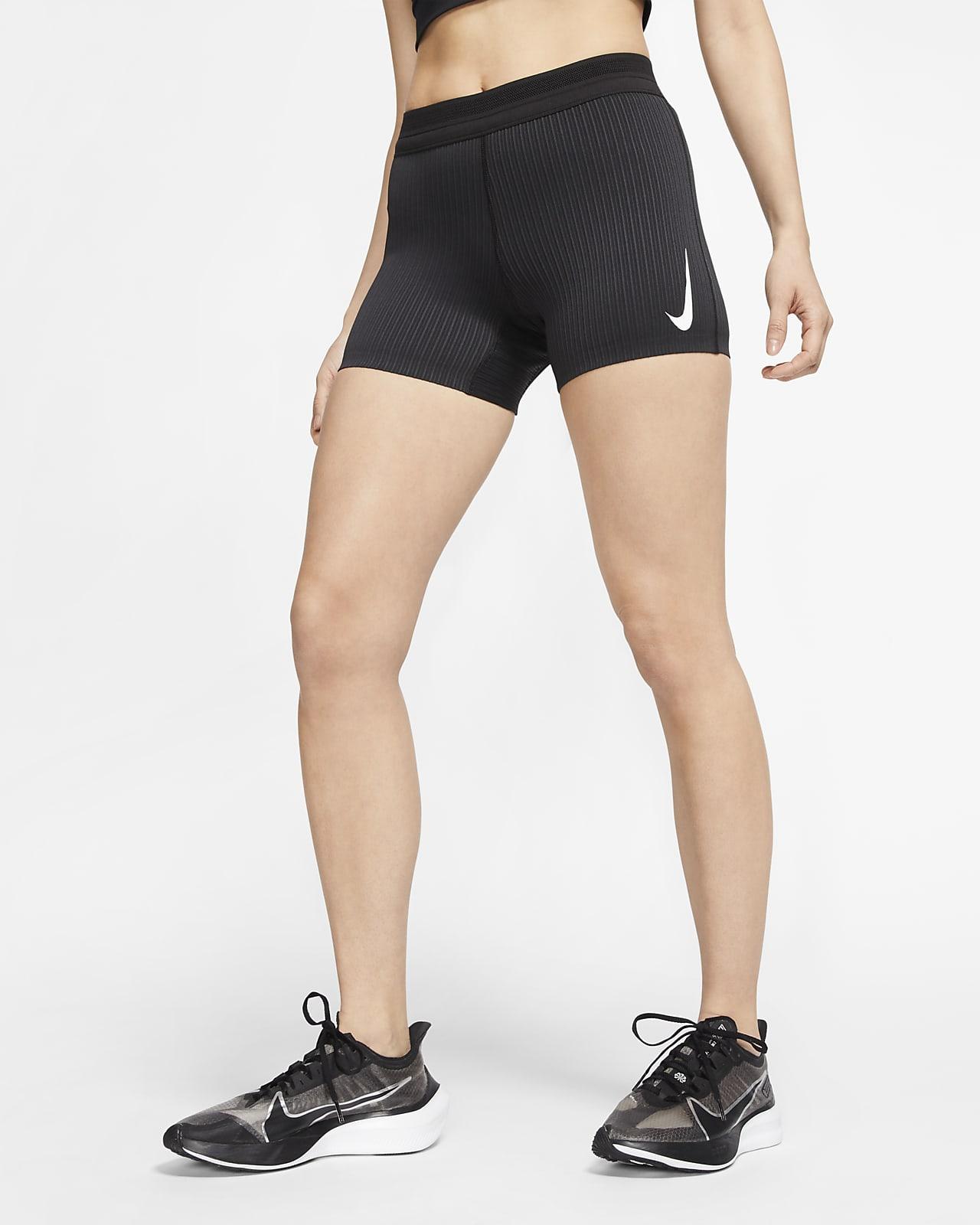 Nike AeroSwift 女子紧身跑步短裤