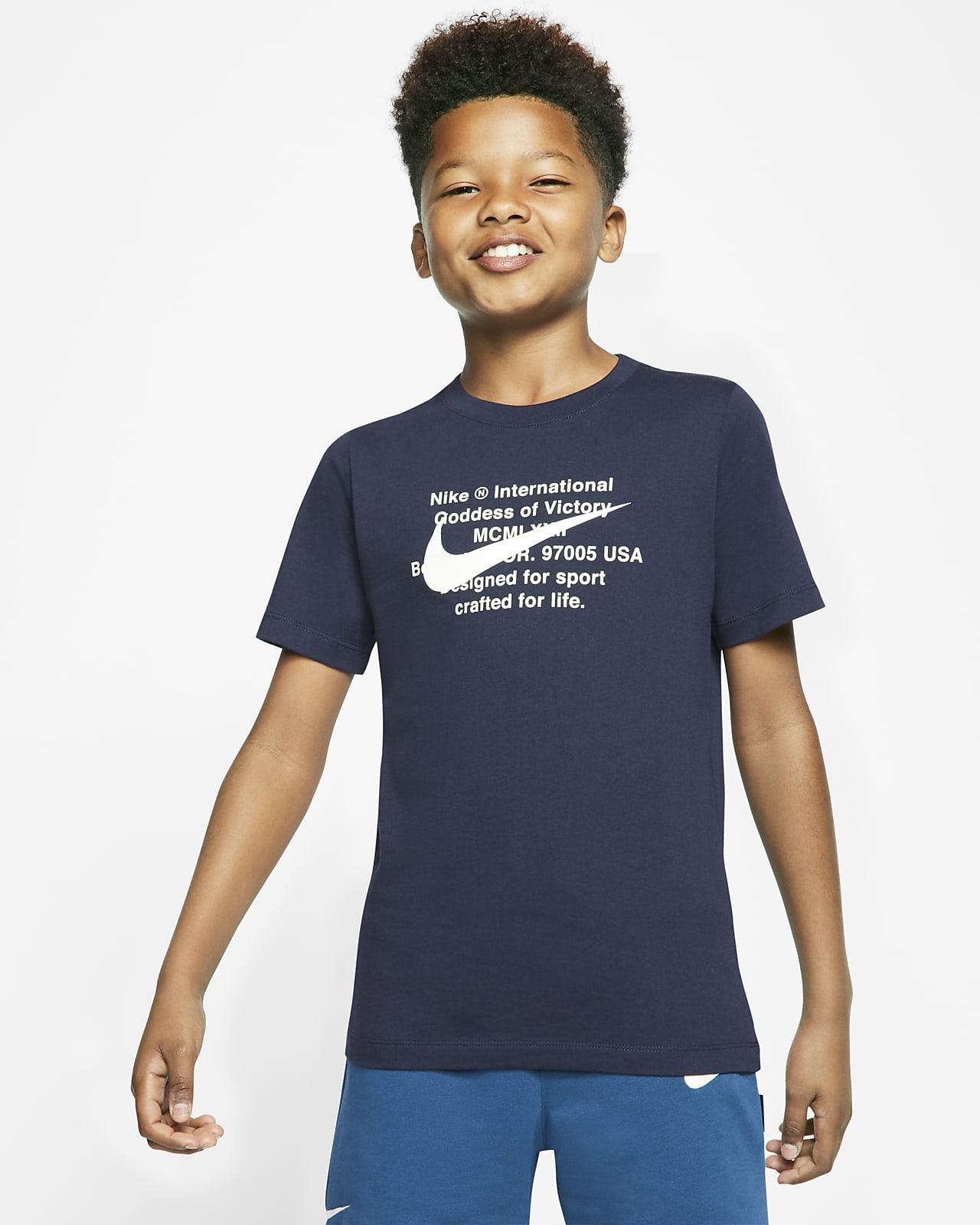 Футболка для школьников Nike Sportswear