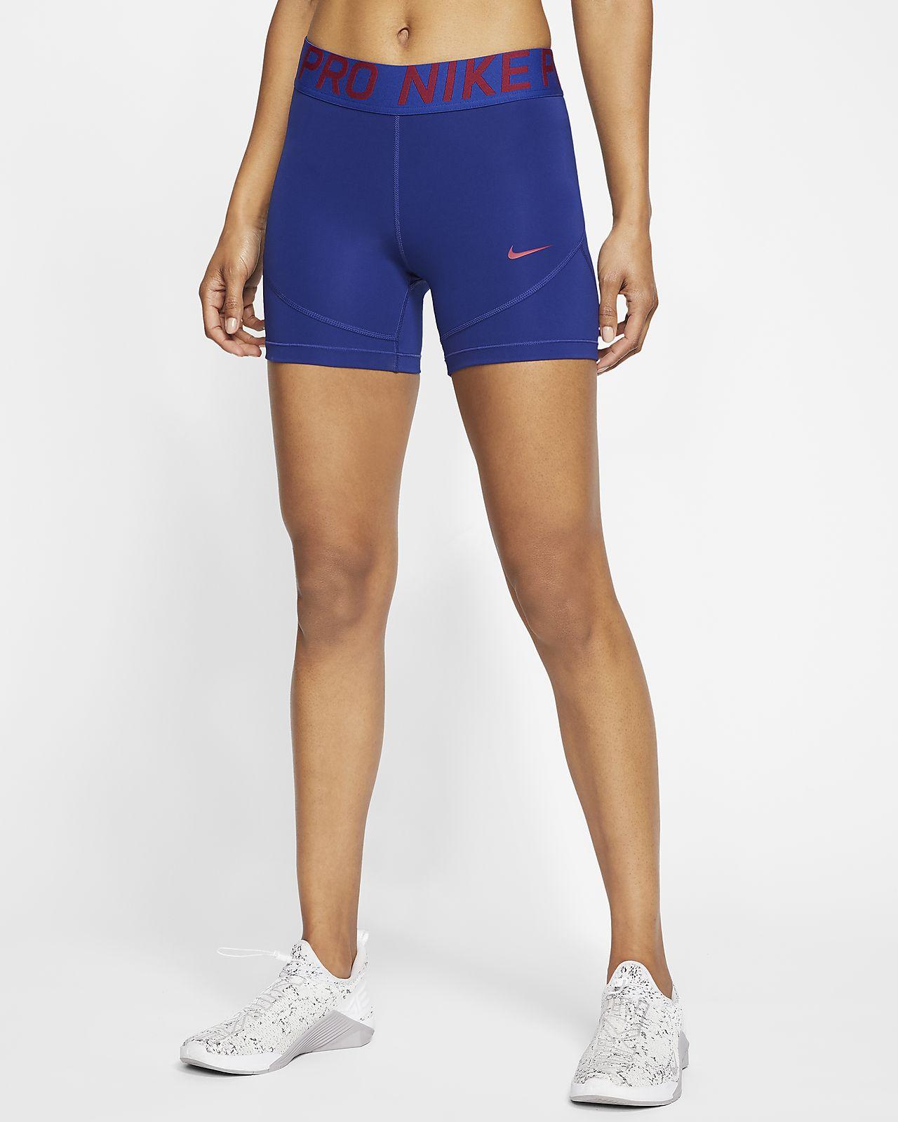 Short Nike Pro 13 cm pour Femme