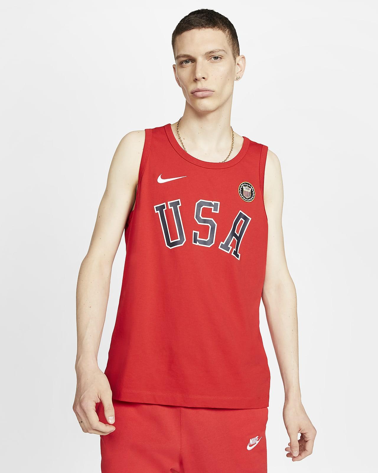 Nike Team USA Men's Tank Top