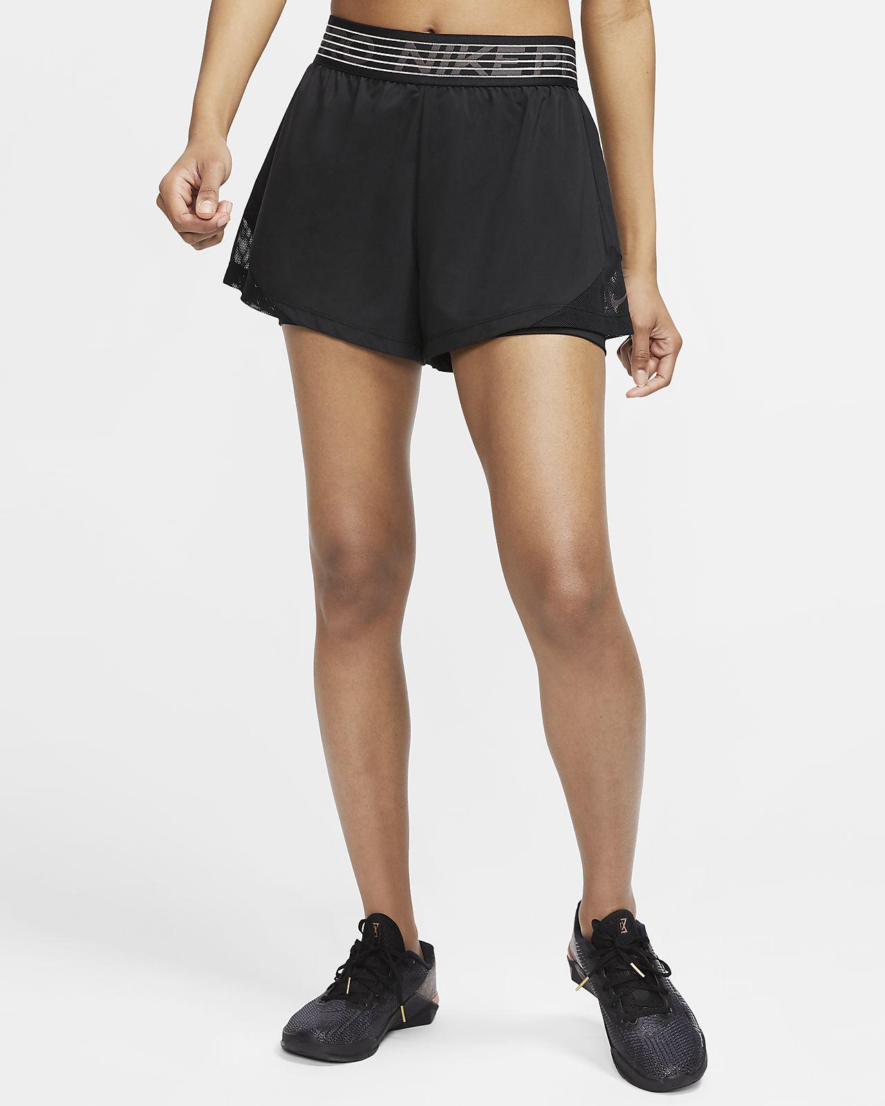 Short 2-en-1 Nike Pro Flex pour Femme