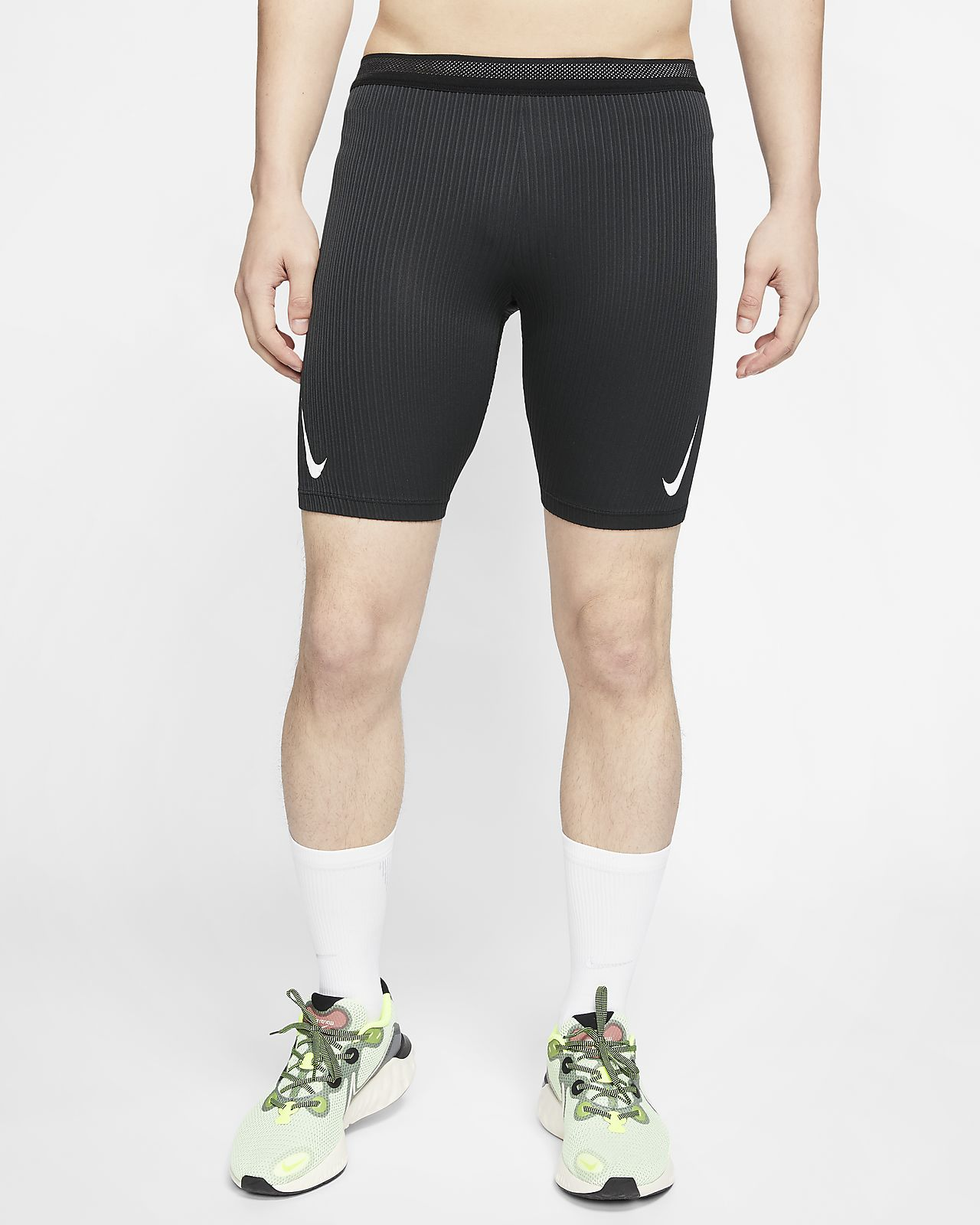 Nike Men's 1/2-Length Running Tights