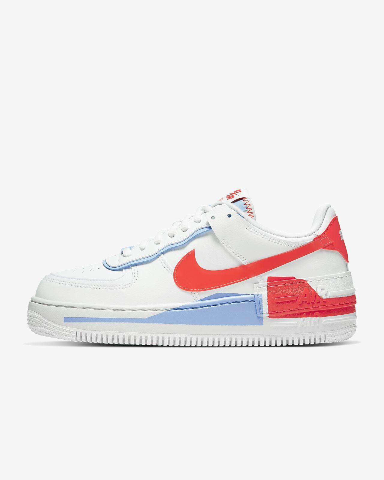 Calzado para mujer Nike Air Force 1 Shadow SE