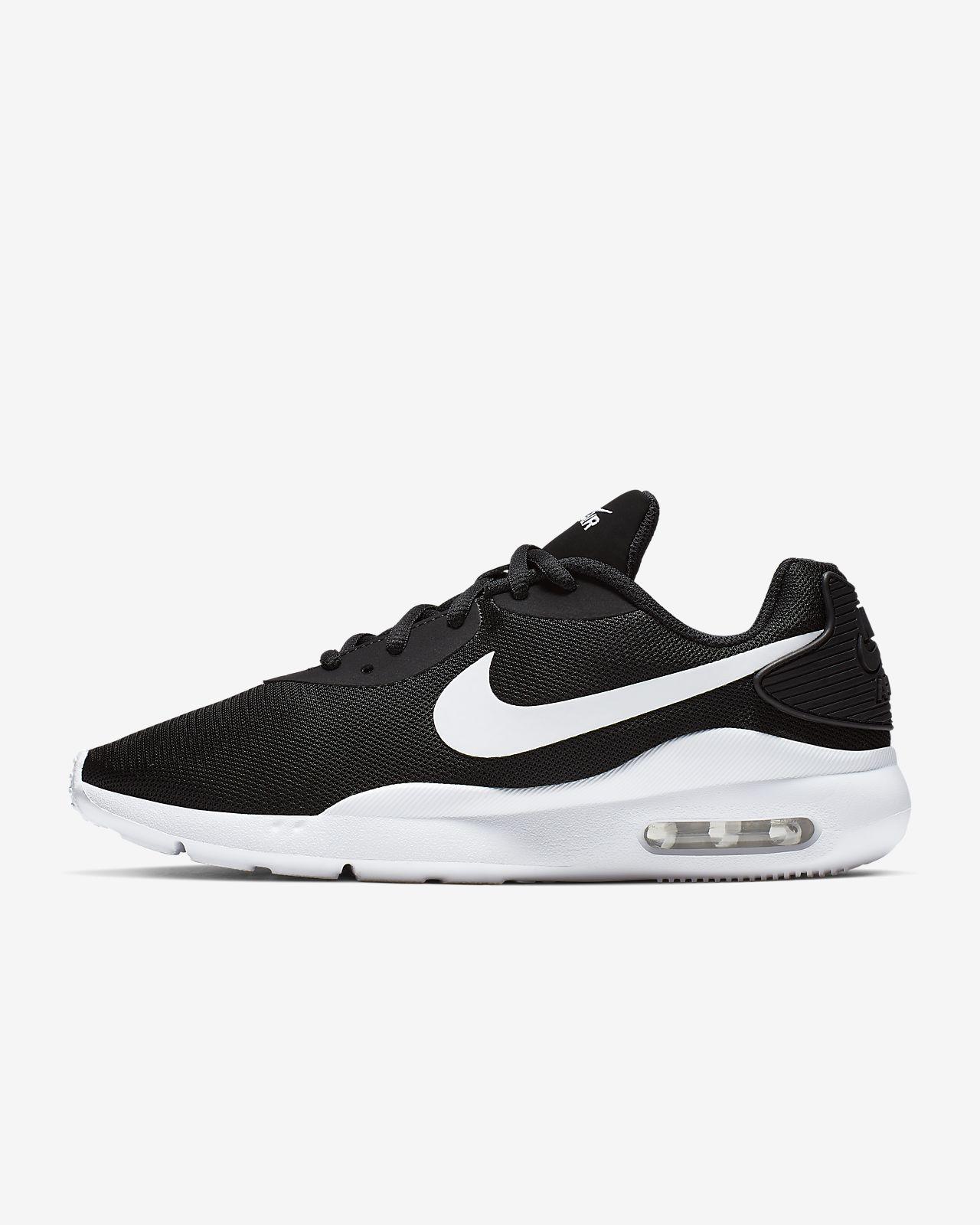 Nike Air Max Oketo női utcai cipő fekete 38