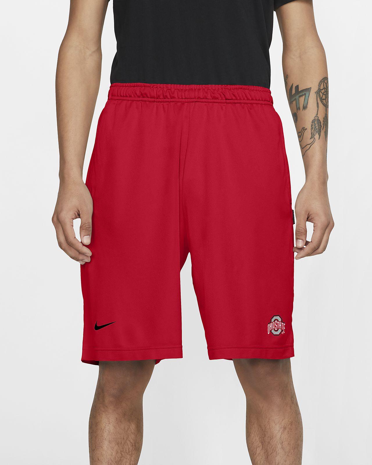 Nike College Dri-FIT Coach (Ohio State) Men's Shorts
