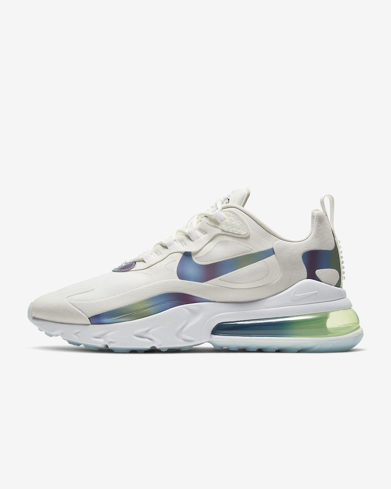 Nike Air Max 270 React 20 男子运动鞋