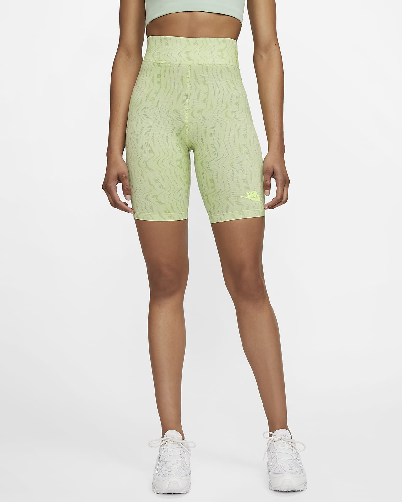 Cycliste imprimé Nike Sportswear pour Femme