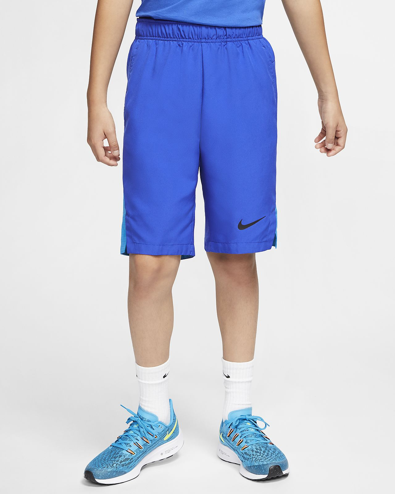 Nike Older Kids' (Boys') Woven Training Shorts