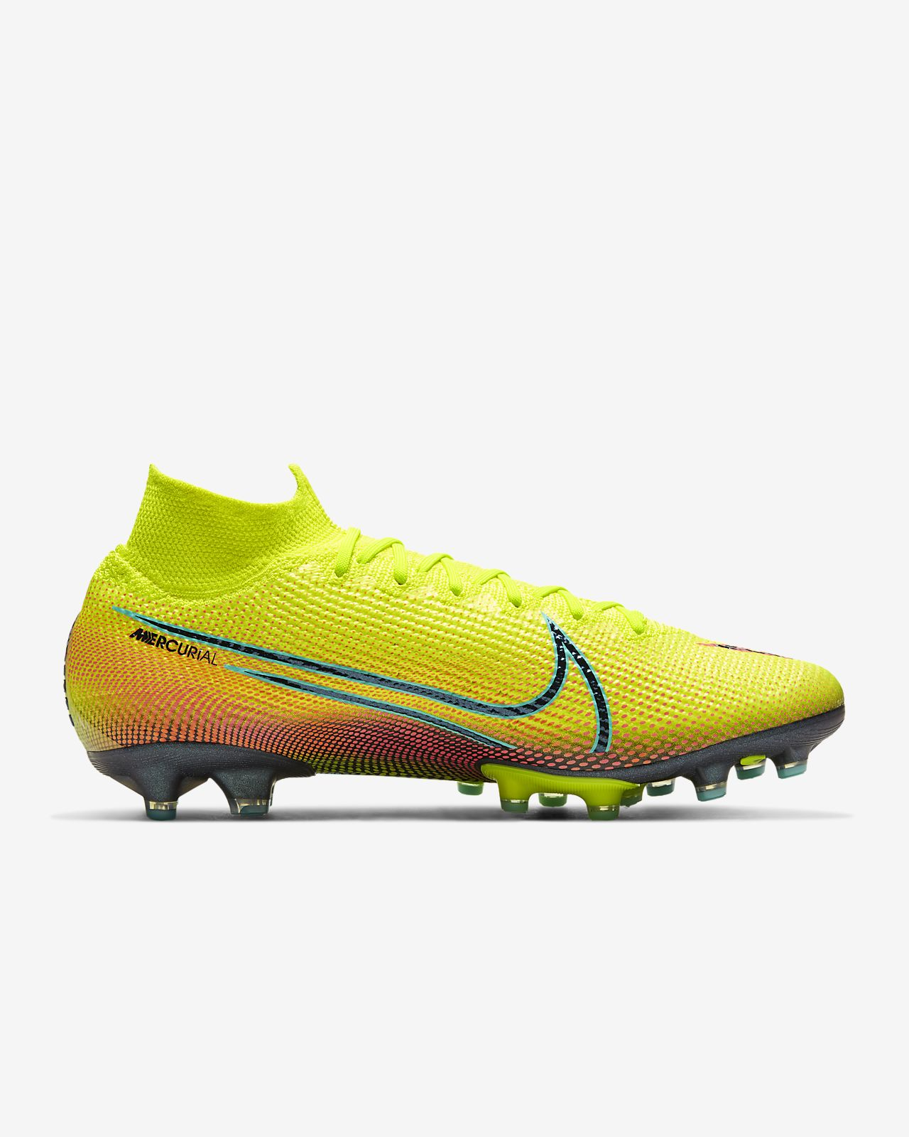 Chaussure de football à crampons pour terrain synthétique Nike Mercurial Superfly 7 Elite MDS AG PRO