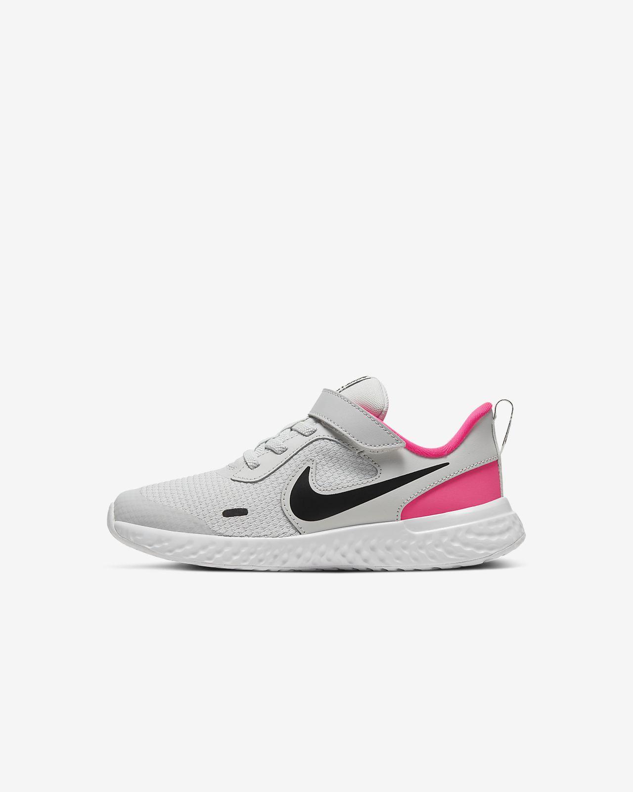 Calzado para niños talla pequeña Nike Revolution 5