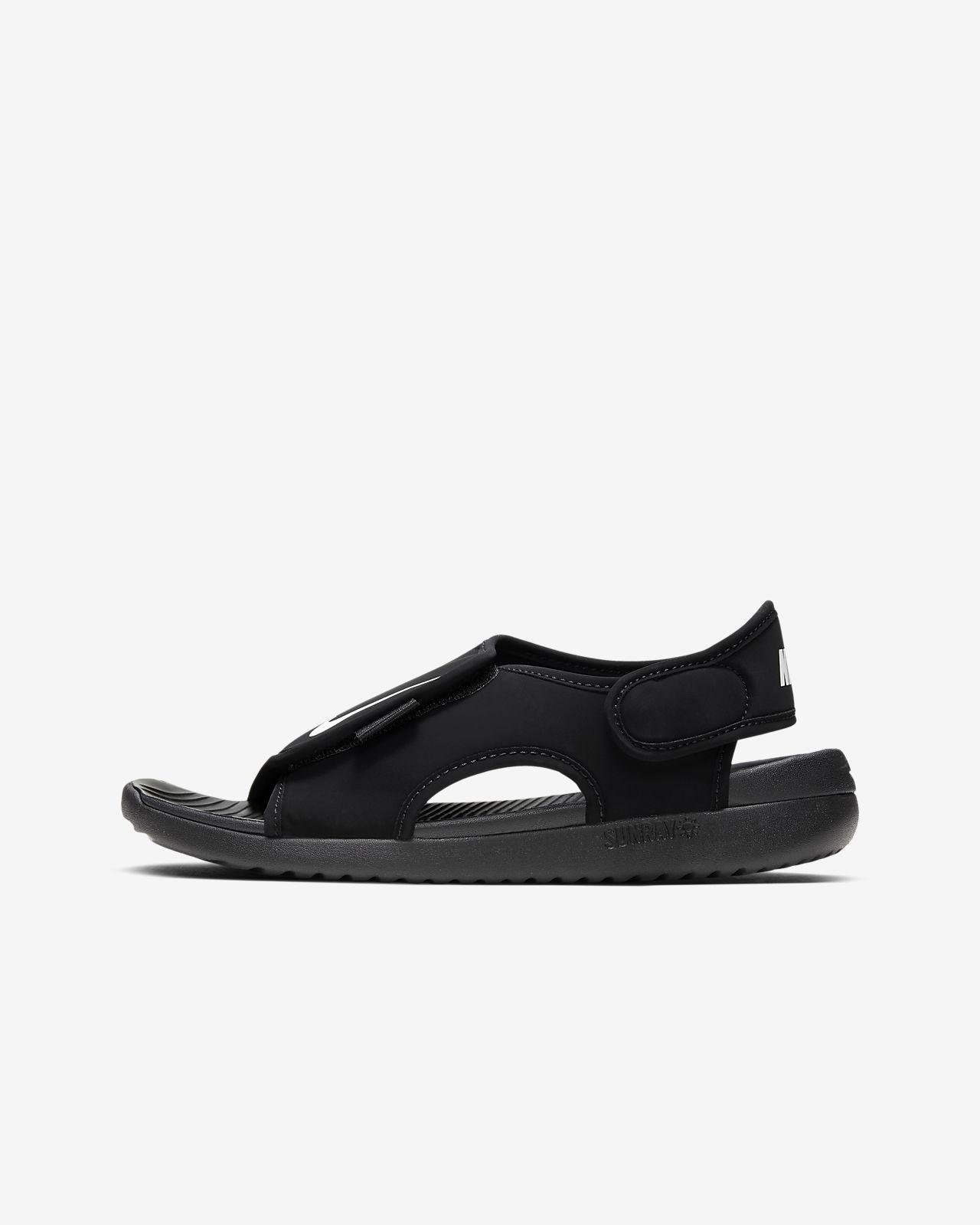 รองเท้าแตะเด็กเล็ก/เด็กโต Nike Sunray Adjust 5 V2