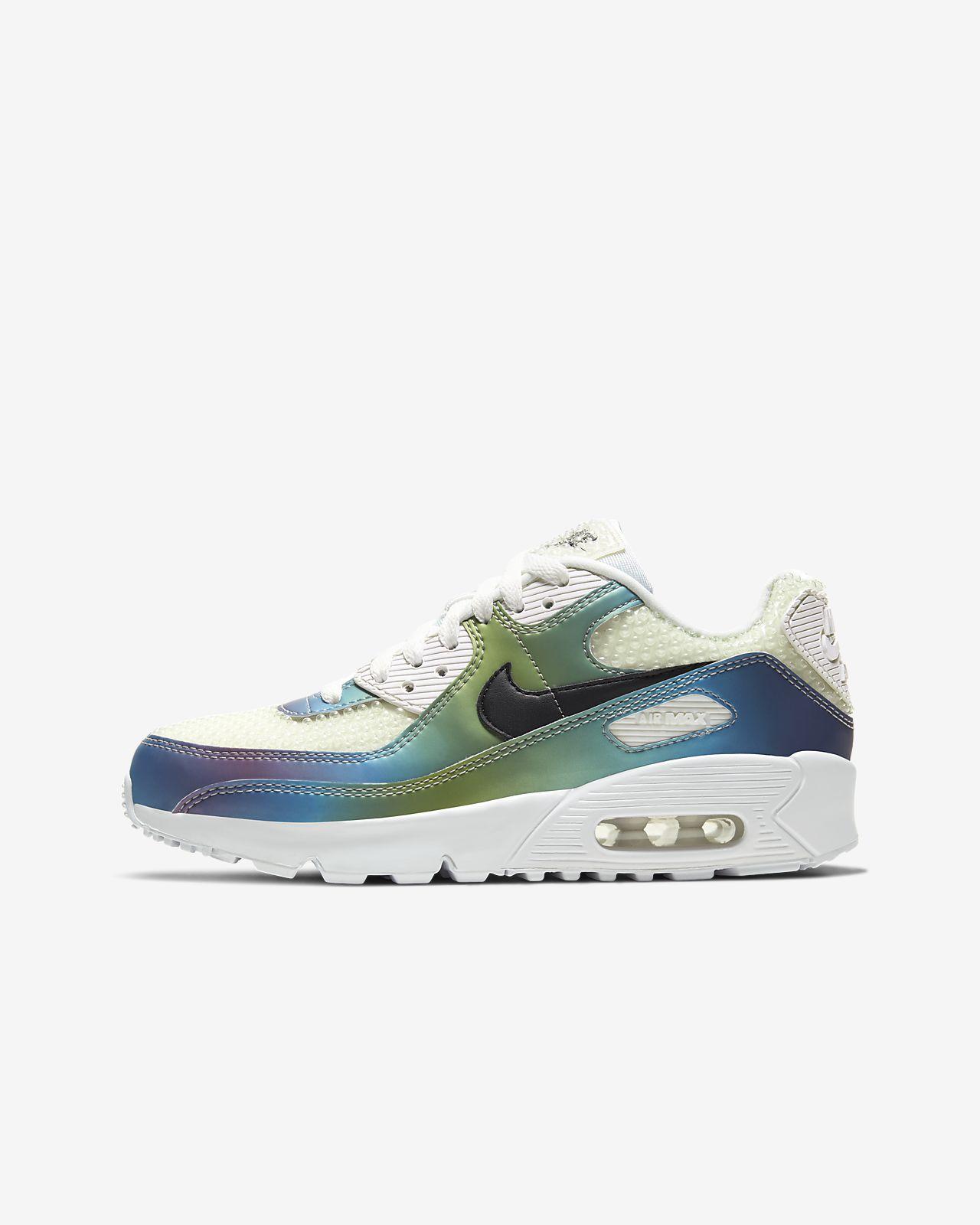 Nike Air Max 90 sko til store børn