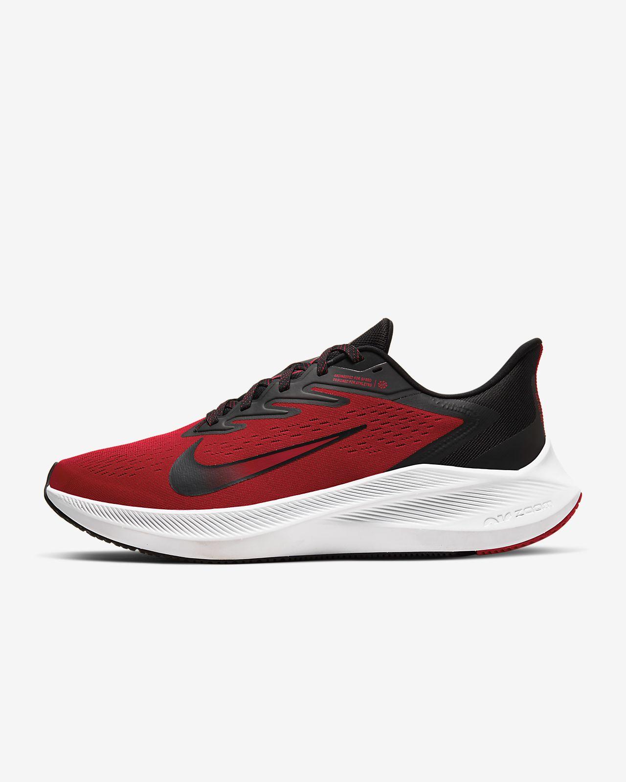 Nike Zoom Winflo 7 (Extra Wide) Men's Running Shoe