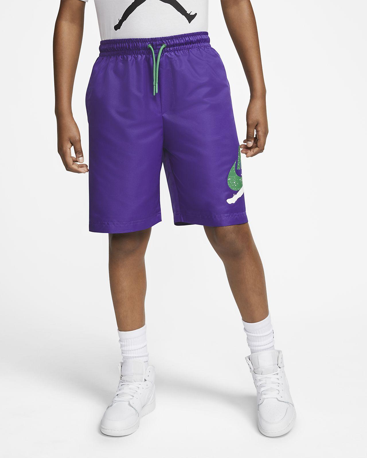 Jordan Jumpman Classics Big Kids' (Boys') Shorts