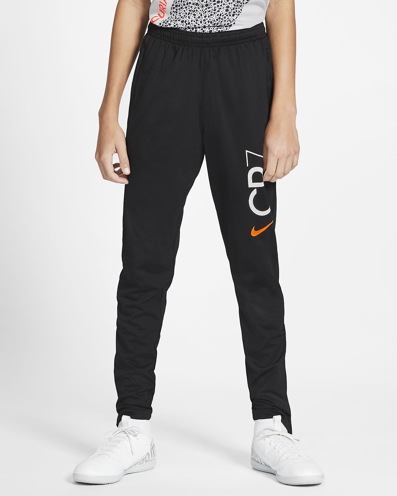 Pantalon de football Nike Dri FIT CR7 pour Enfant plus âgé