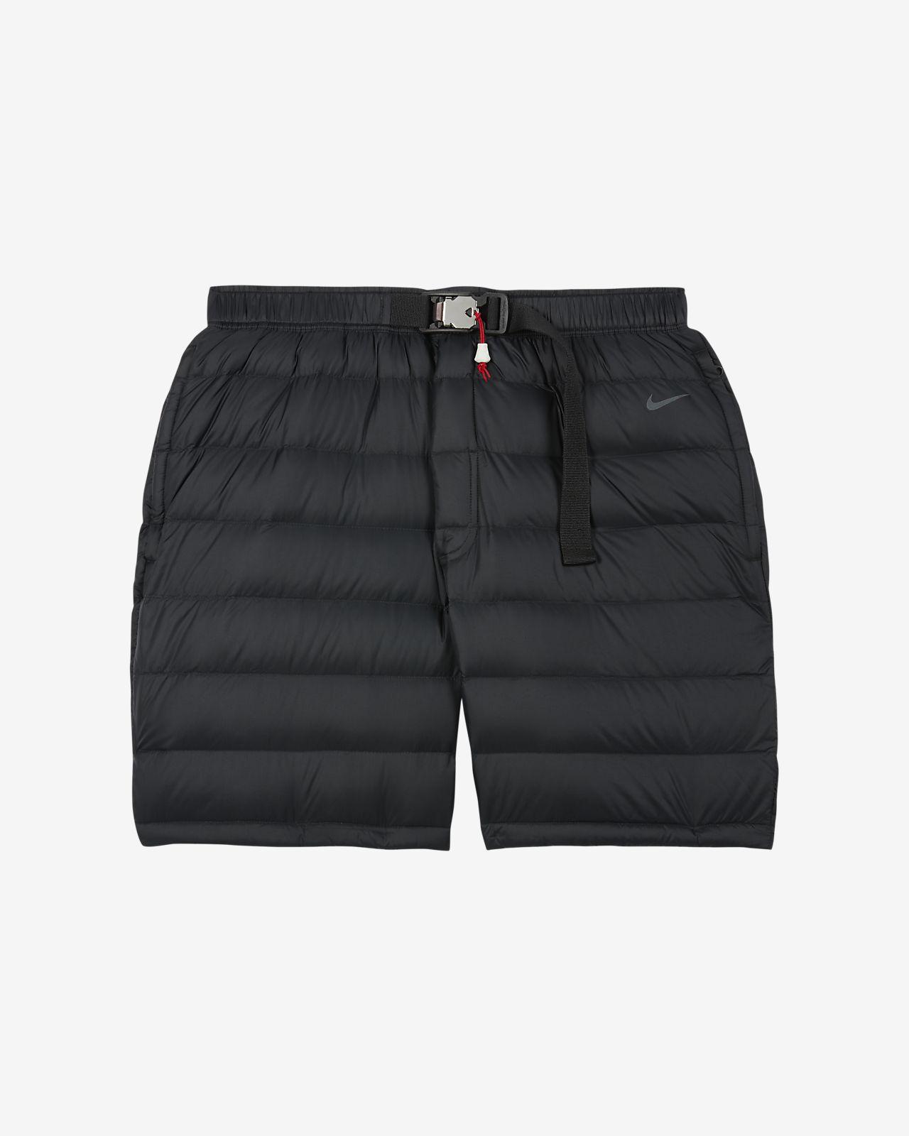 Nike x Tom Sachs Down Fill Shorts