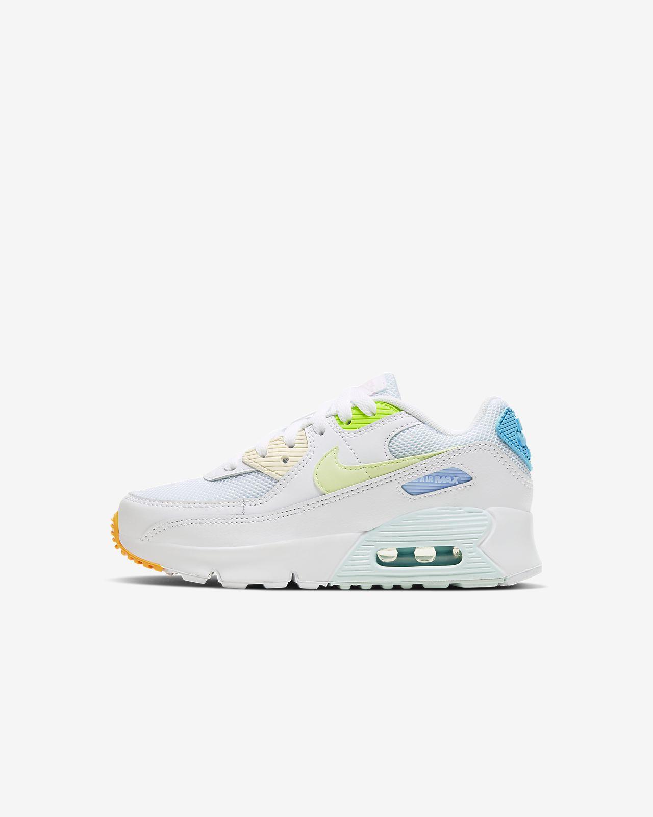 nike air max 90 chaussure pour très petite fille