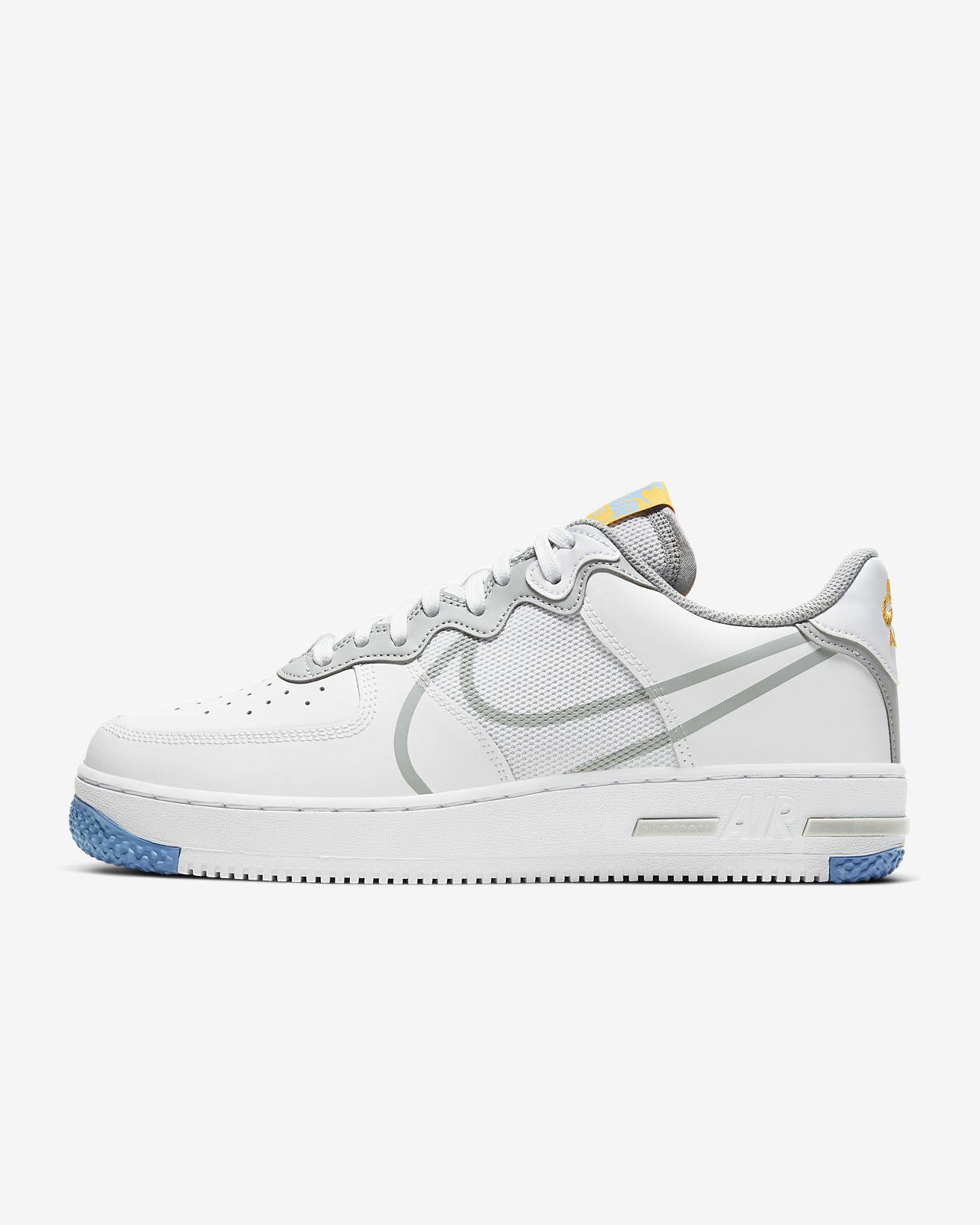 Nike Air Force 1 React Sabatilles - Home