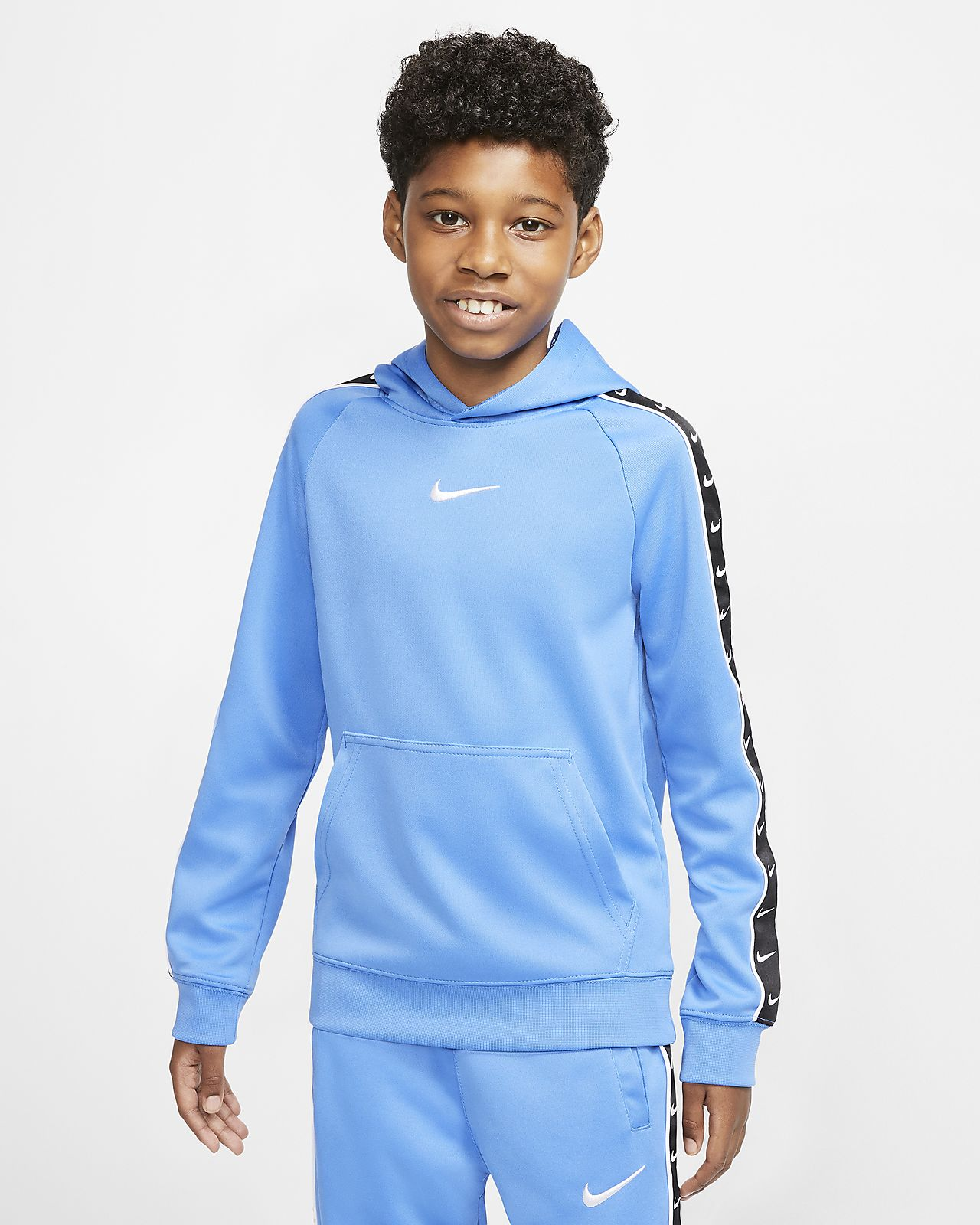 Hoodie Nike Sportswear Swoosh Júnior