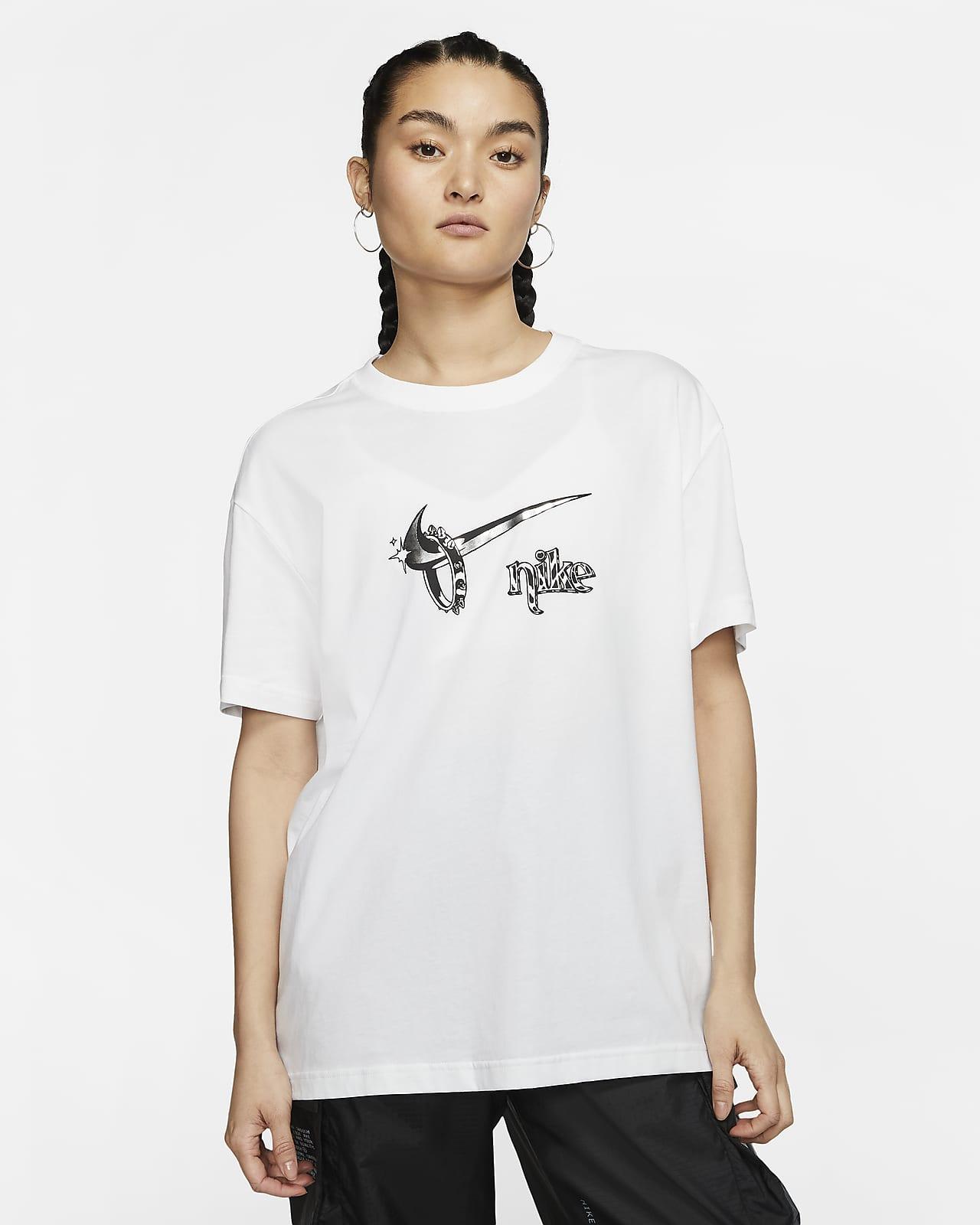 ナイキ スポーツウェア ウィメンズ ボーイフレンド フィット Tシャツ
