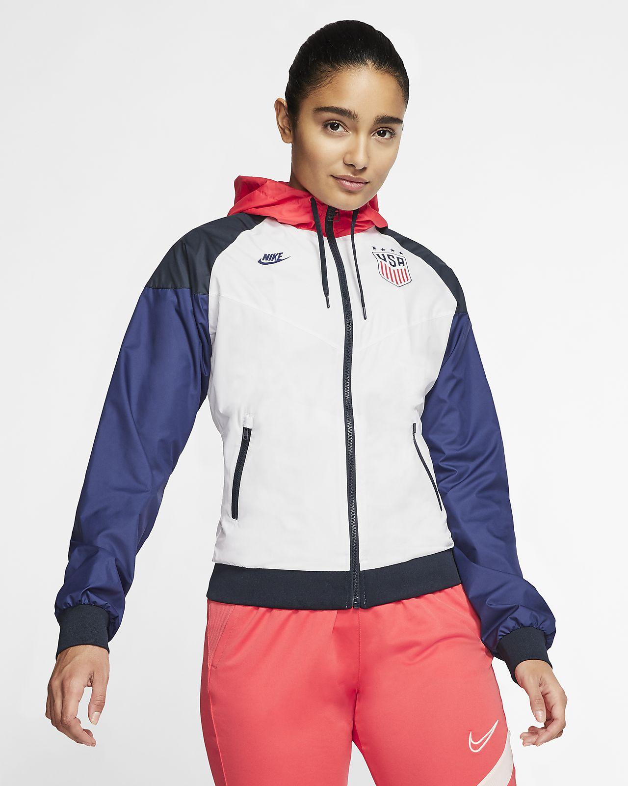 U.S. Soccer Windrunner Women's Jacket