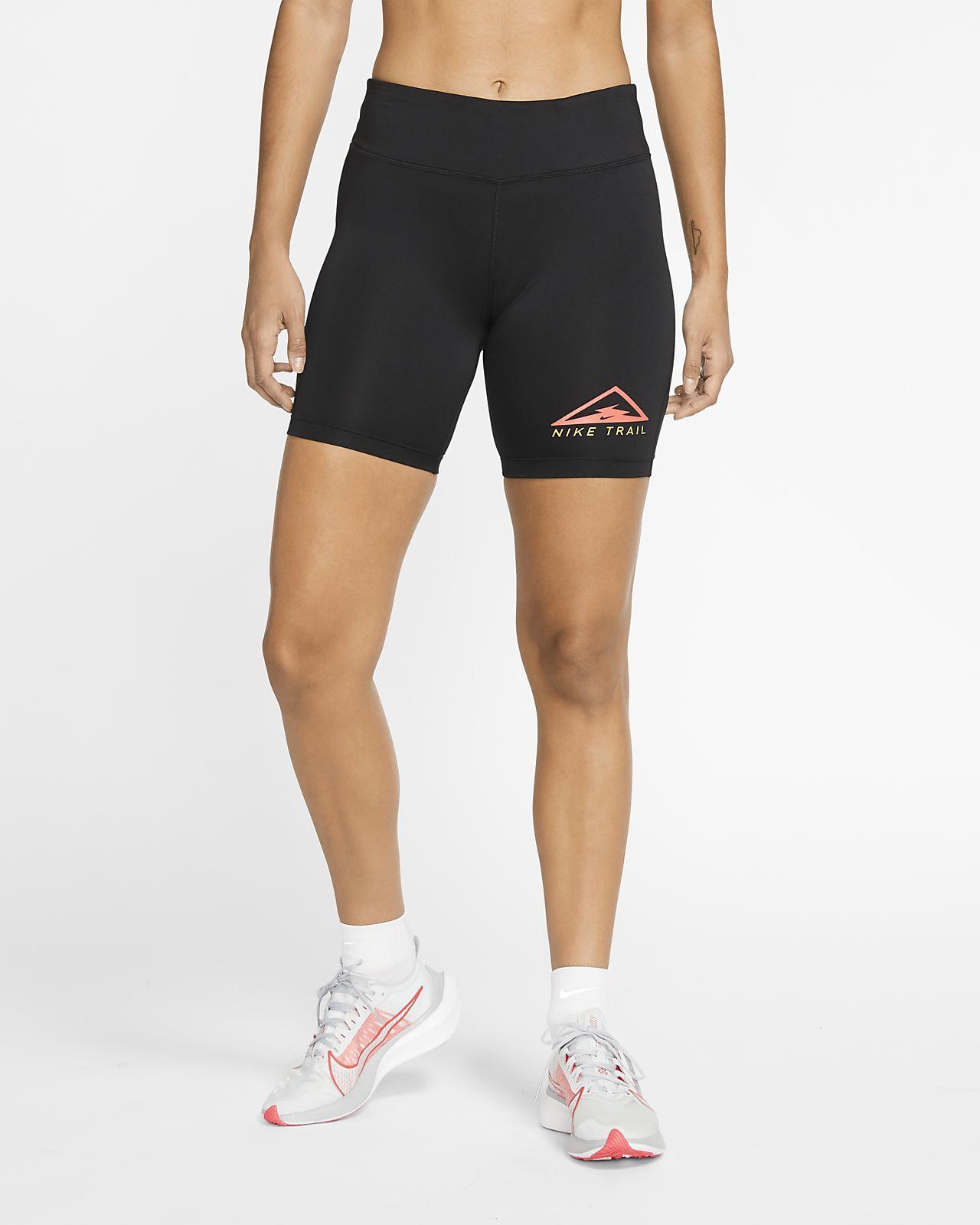 Nike Fast 女款越野跑步短褲