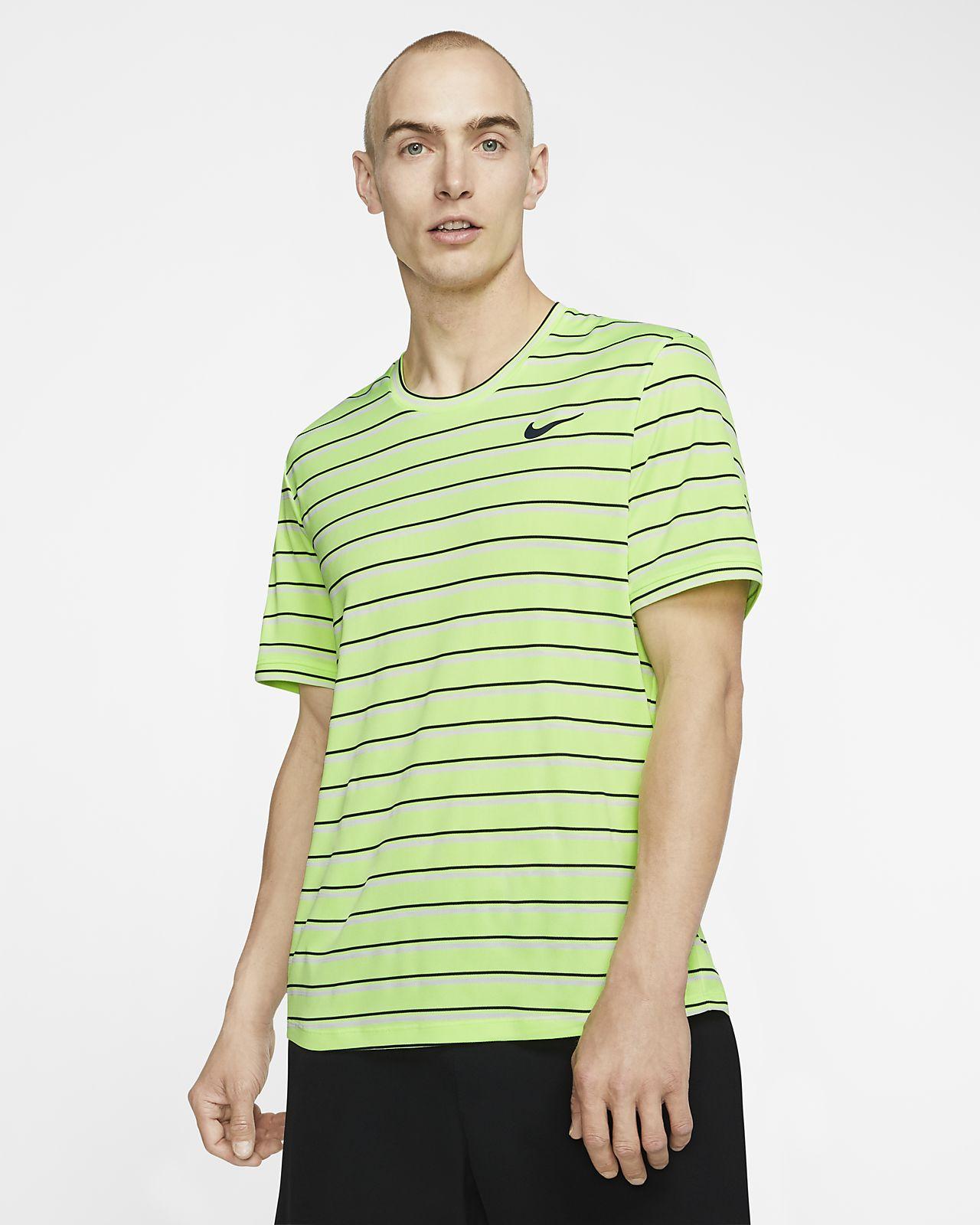 NikeCourt Dri FIT Men's Graphic Tennis Top