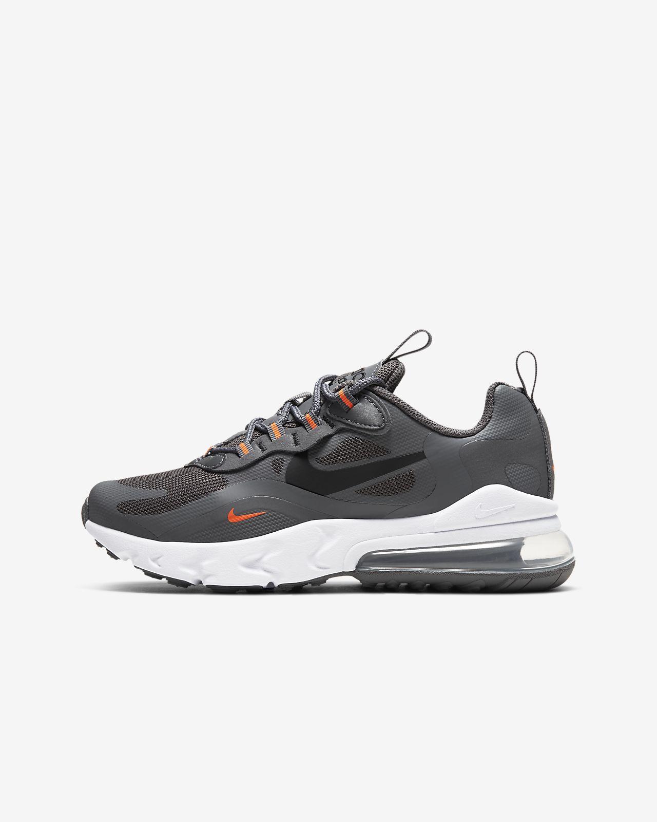 Scarpa Nike Air Max 270 React Ragazzi. Nike IT
