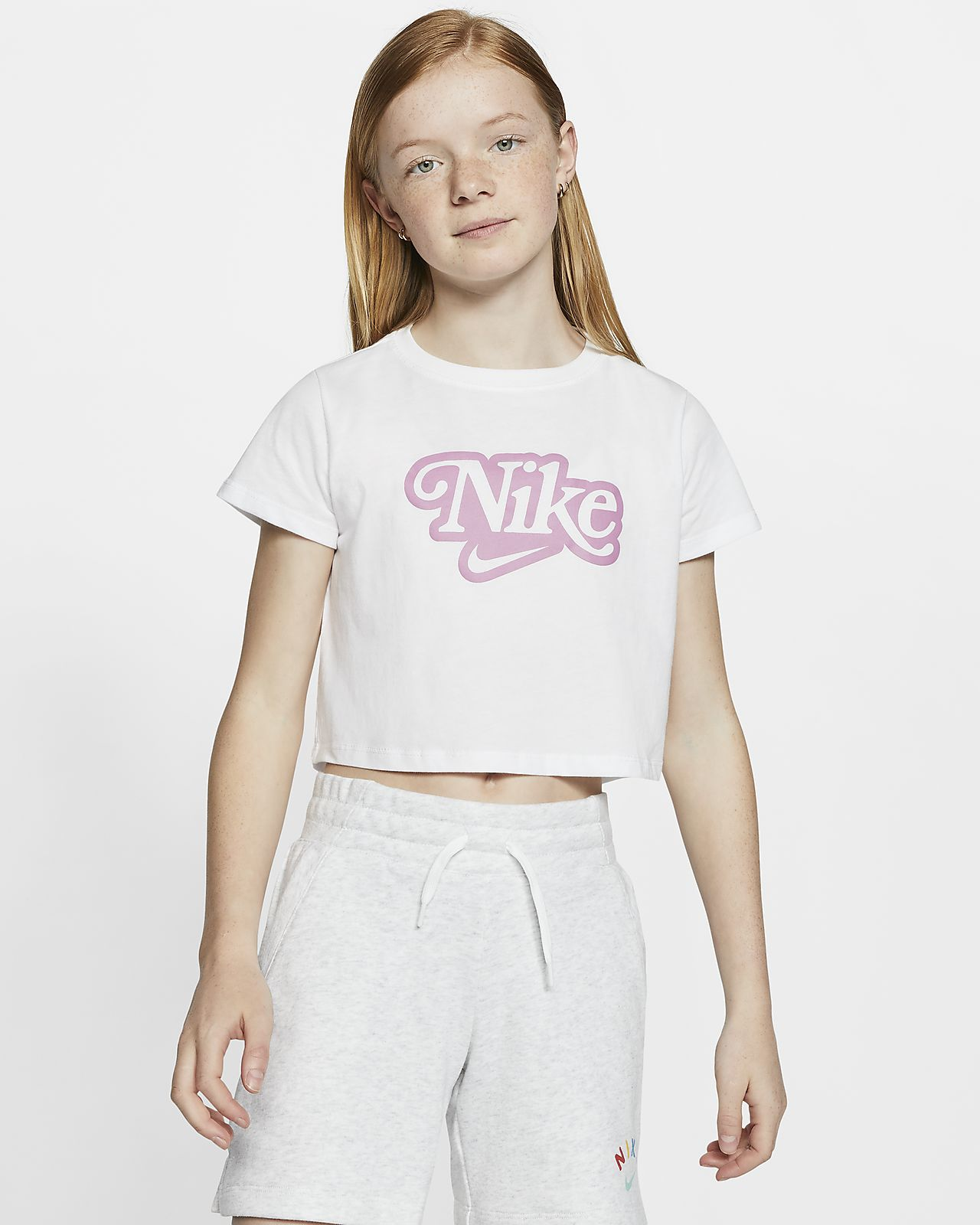 Nike Sportswear Camiseta - Niña