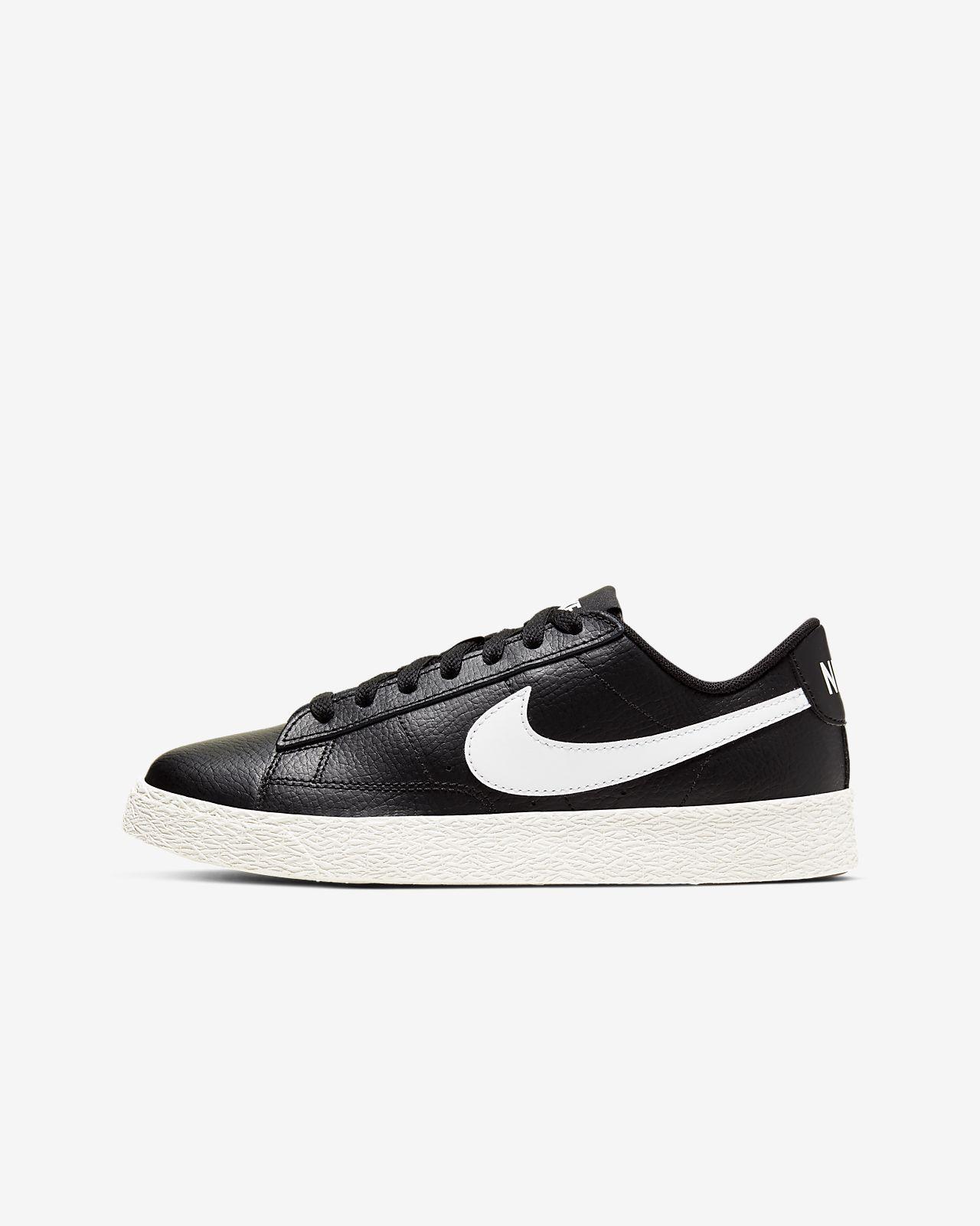 Sko Nike Blazer Low för ungdom