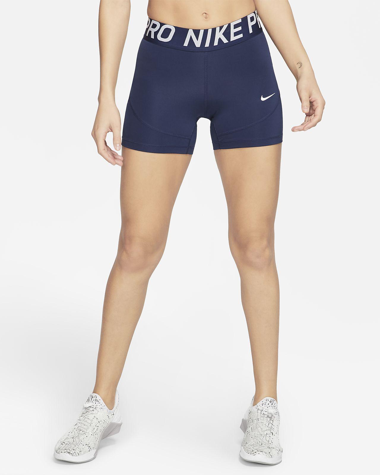 Nike Pro shorts til dame (13 cm)