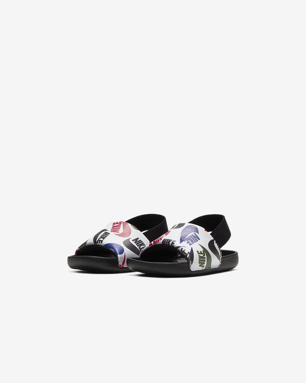 Badtoffel Nike Kawa SE JDI för babysmå barn