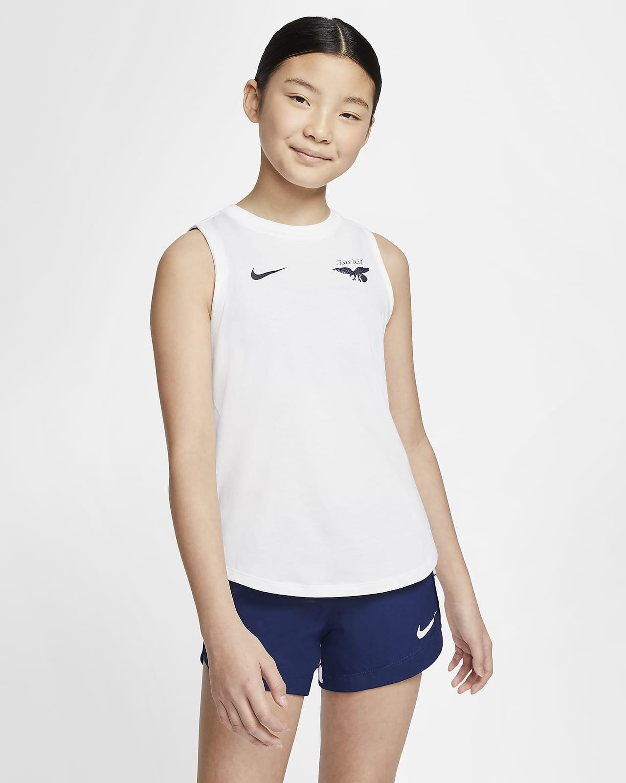 Nike Sportswear Big Kids' (Girls') Tank