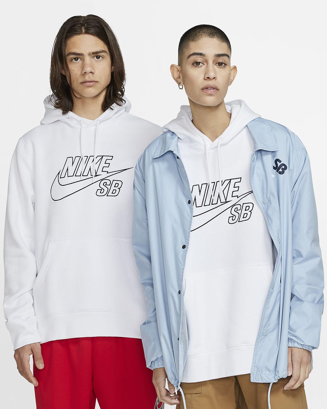 Skateboardová mikina Nike SB s kapucí