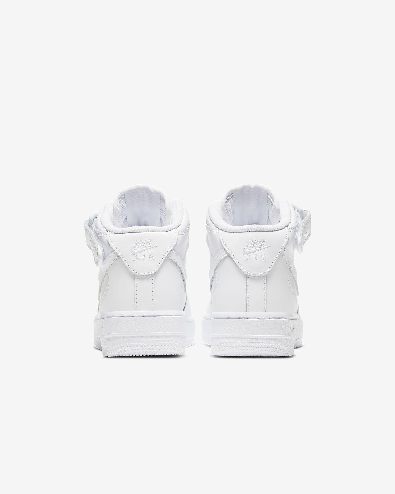 Nike Air Force 1 Mid 06 Kids' Shoe. Nike SE