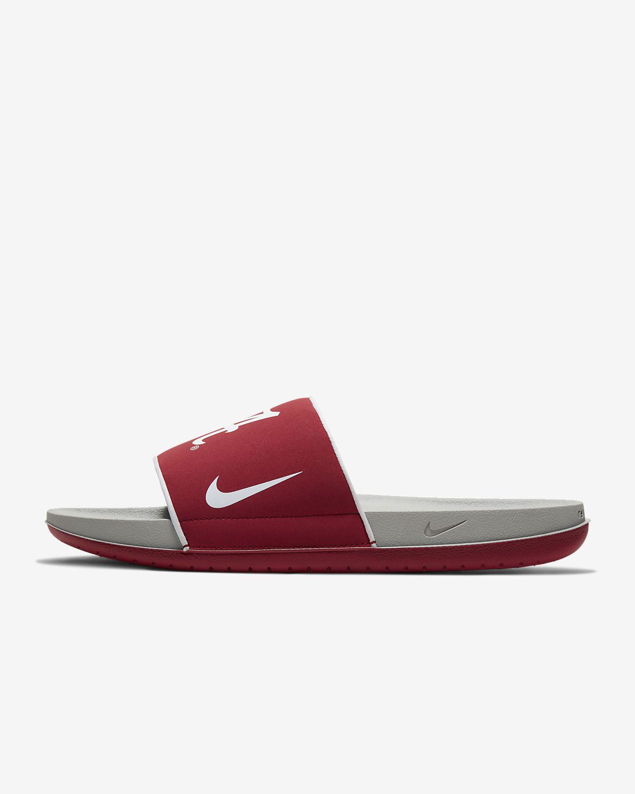 Chancla para hombre Nike College Offcourt (Alabama)