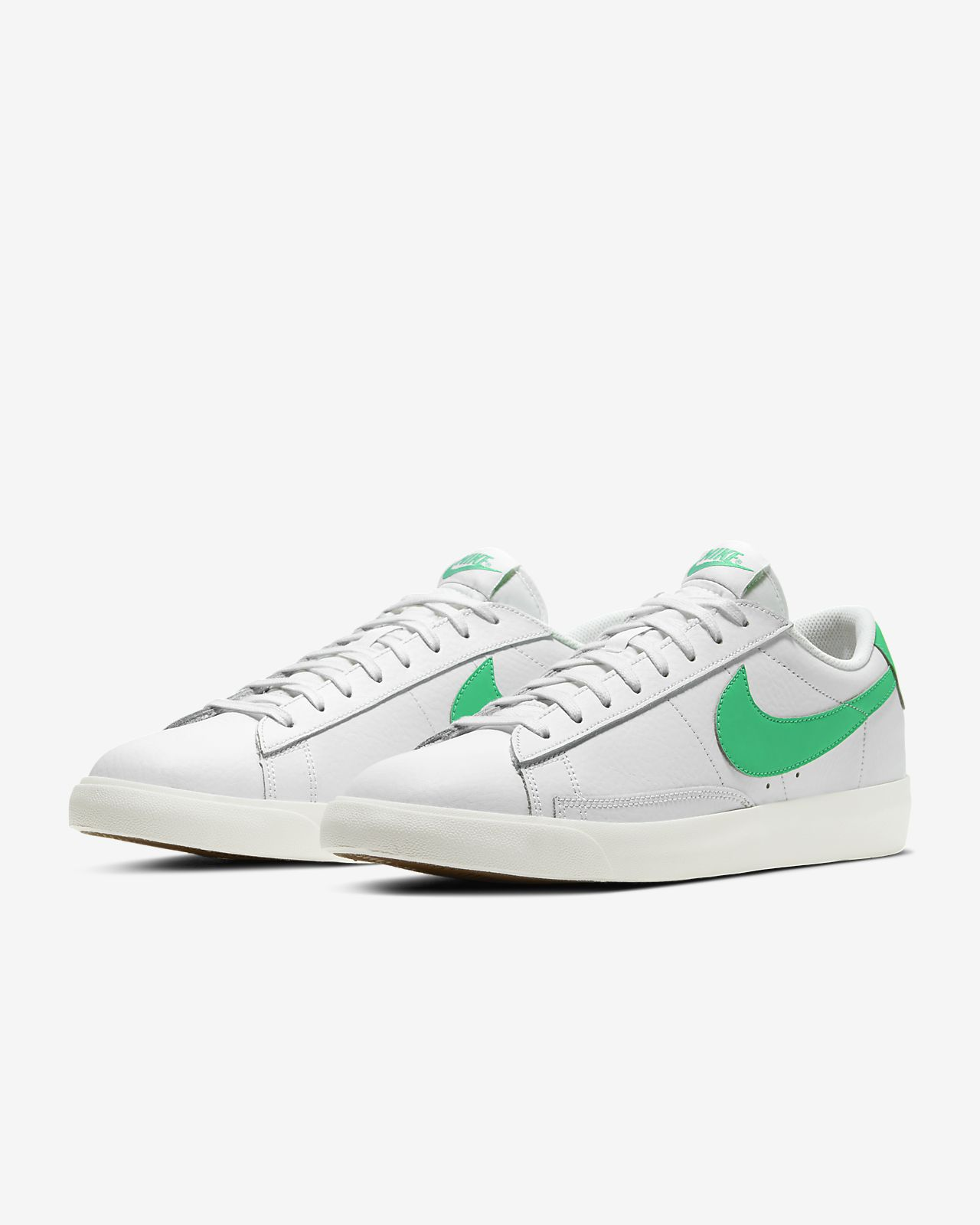 Sko Nike Blazer Low Leather för män