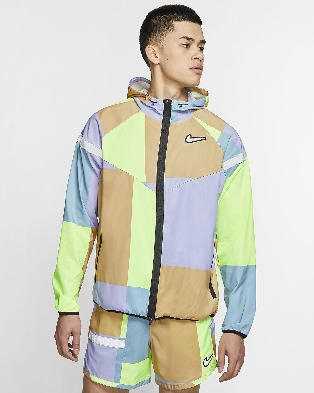 Nike Windrunner Wild Run Hardloopjack voor heren