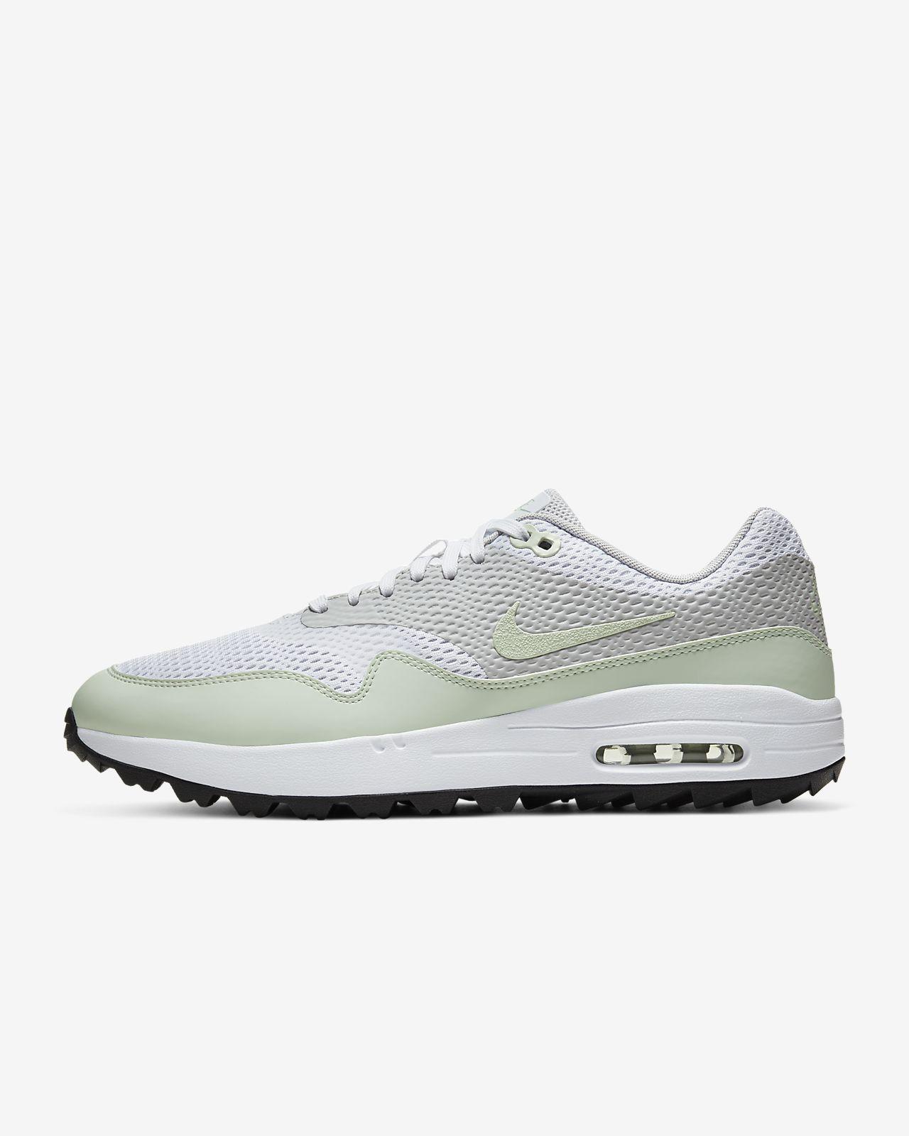Nike Air Max 1 G Men's Golf Shoe. Nike BG