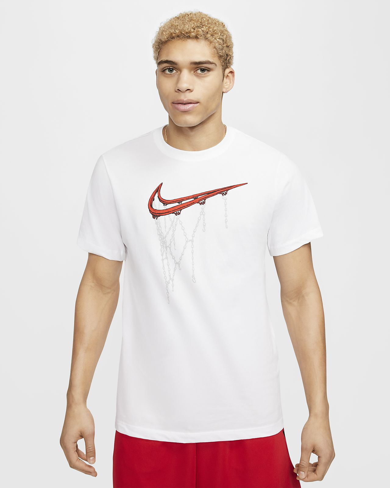 Nike Dri-FIT Swoosh Men's Basketball T-Shirt